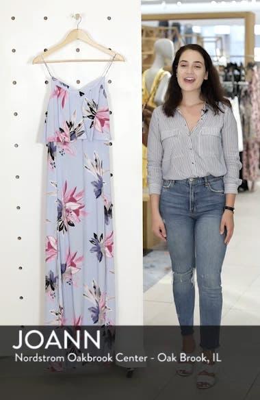 Milly Maxi Dress, sales video thumbnail