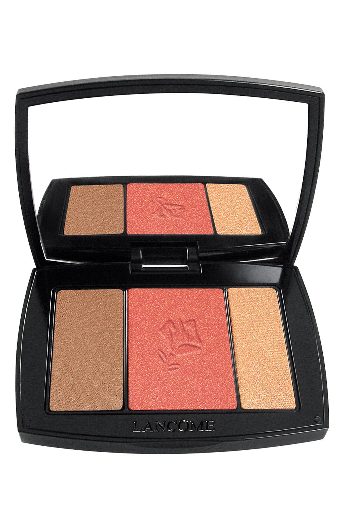 Blush Subtil All-In-One Contour, Blush & Highlighter Palette,                             Main thumbnail 1, color,                             126 NECTAR LACE