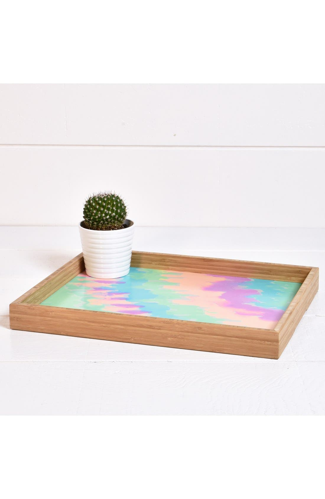 'Some Kind of Wonderful' Decorative Serving Tray,                             Alternate thumbnail 3, color,                             300