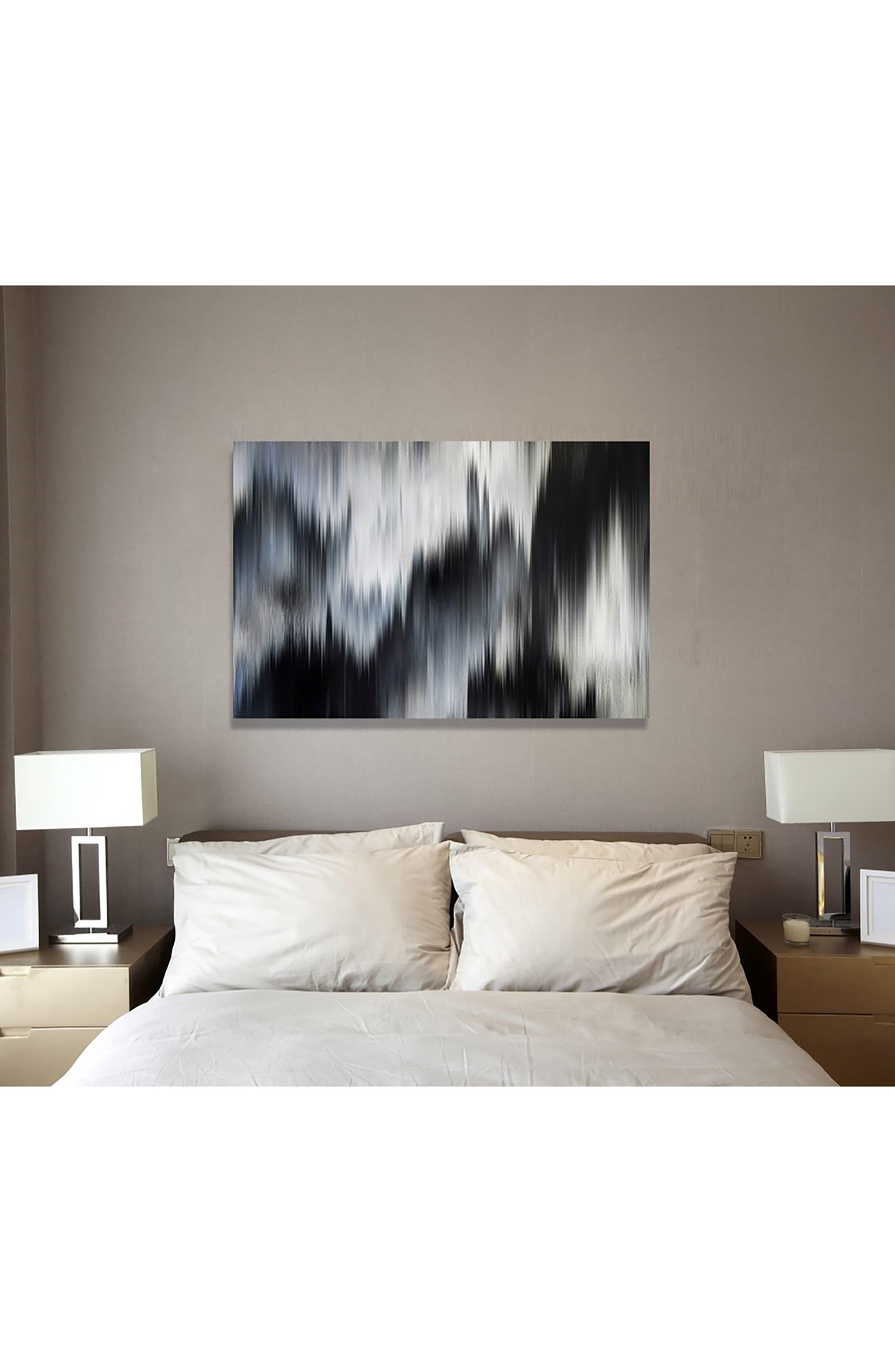 Eleganza Noir Canvas Wall Art,                             Alternate thumbnail 2, color,