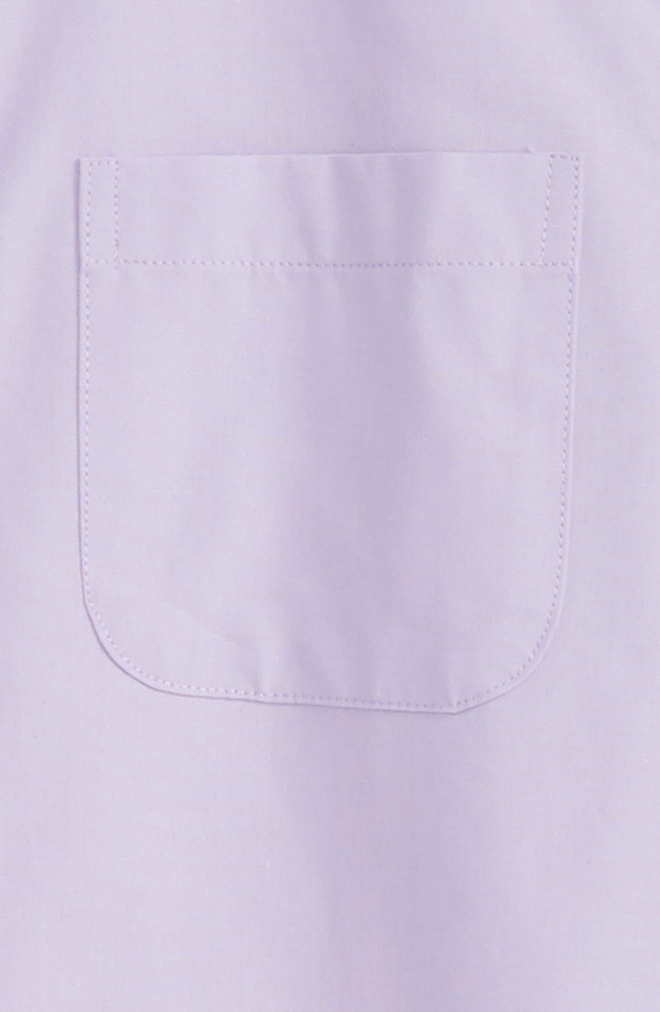 Lavender Spray Sport Shirt,                             Alternate thumbnail 2, color,                             530