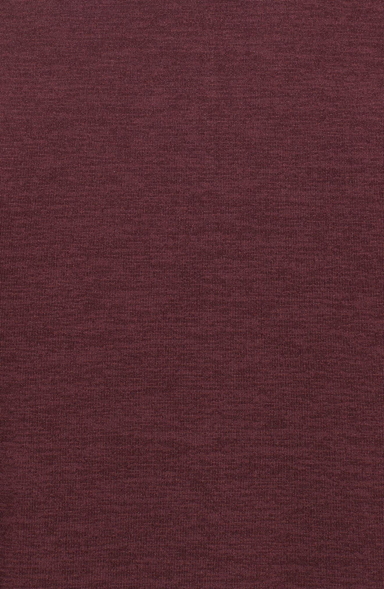 UNDER ARMOUR,                             Tech Half Zip Sweatshirt,                             Alternate thumbnail 5, color,                             600