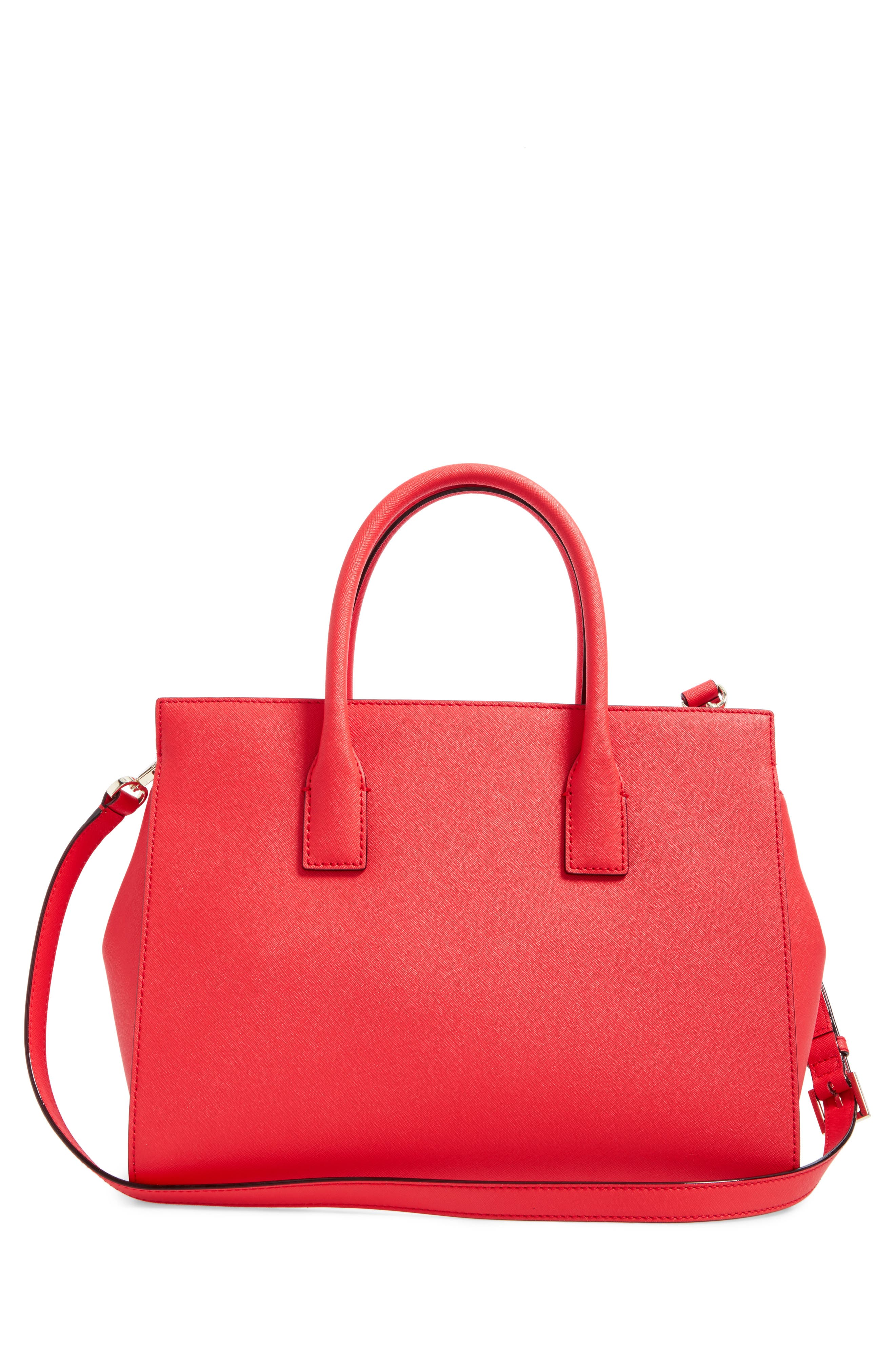 cameron street - candace leather satchel,                             Alternate thumbnail 60, color,