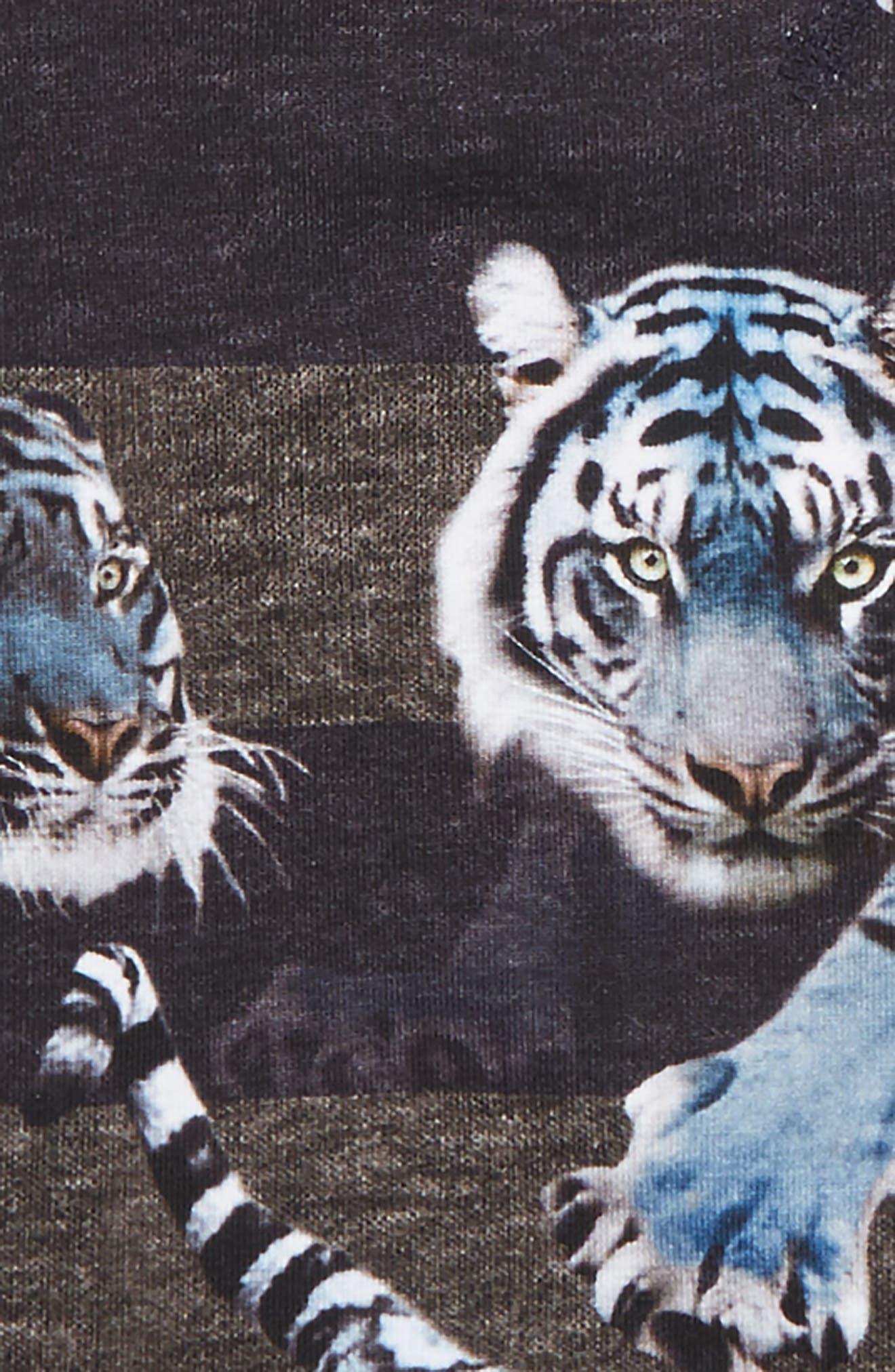 Tiger Graphic T-Shirt,                             Alternate thumbnail 2, color,                             400