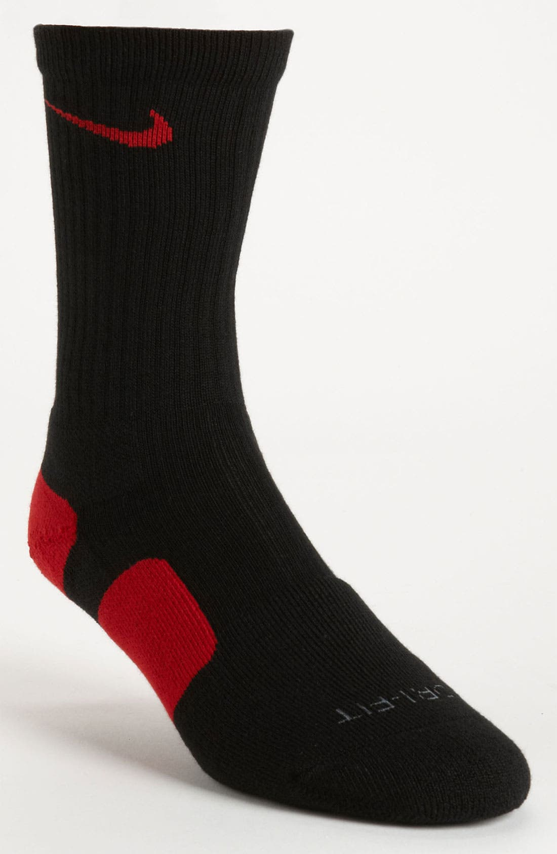 'Elite Basketball' Crew Socks,                             Main thumbnail 14, color,