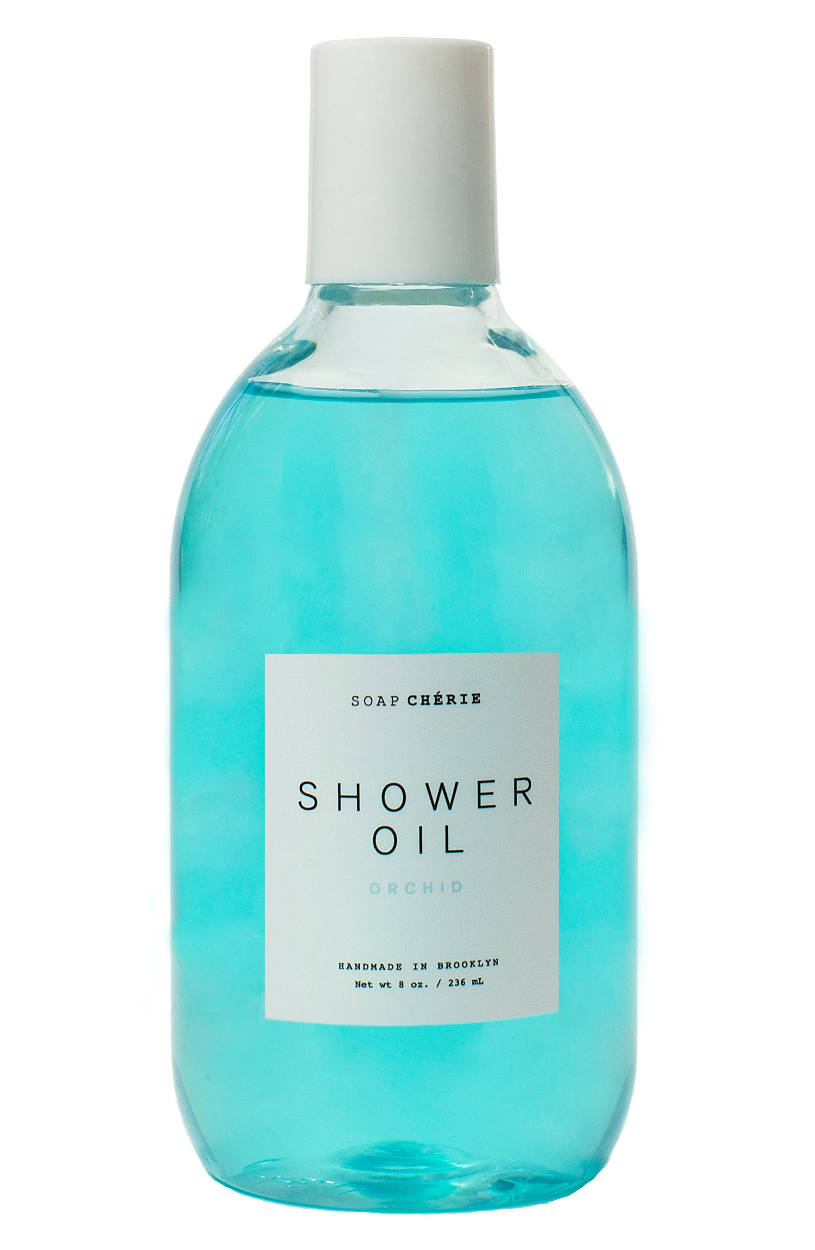 Soap Chérie Luxurious Shower Oil,                             Main thumbnail 1, color,                             ORCHID