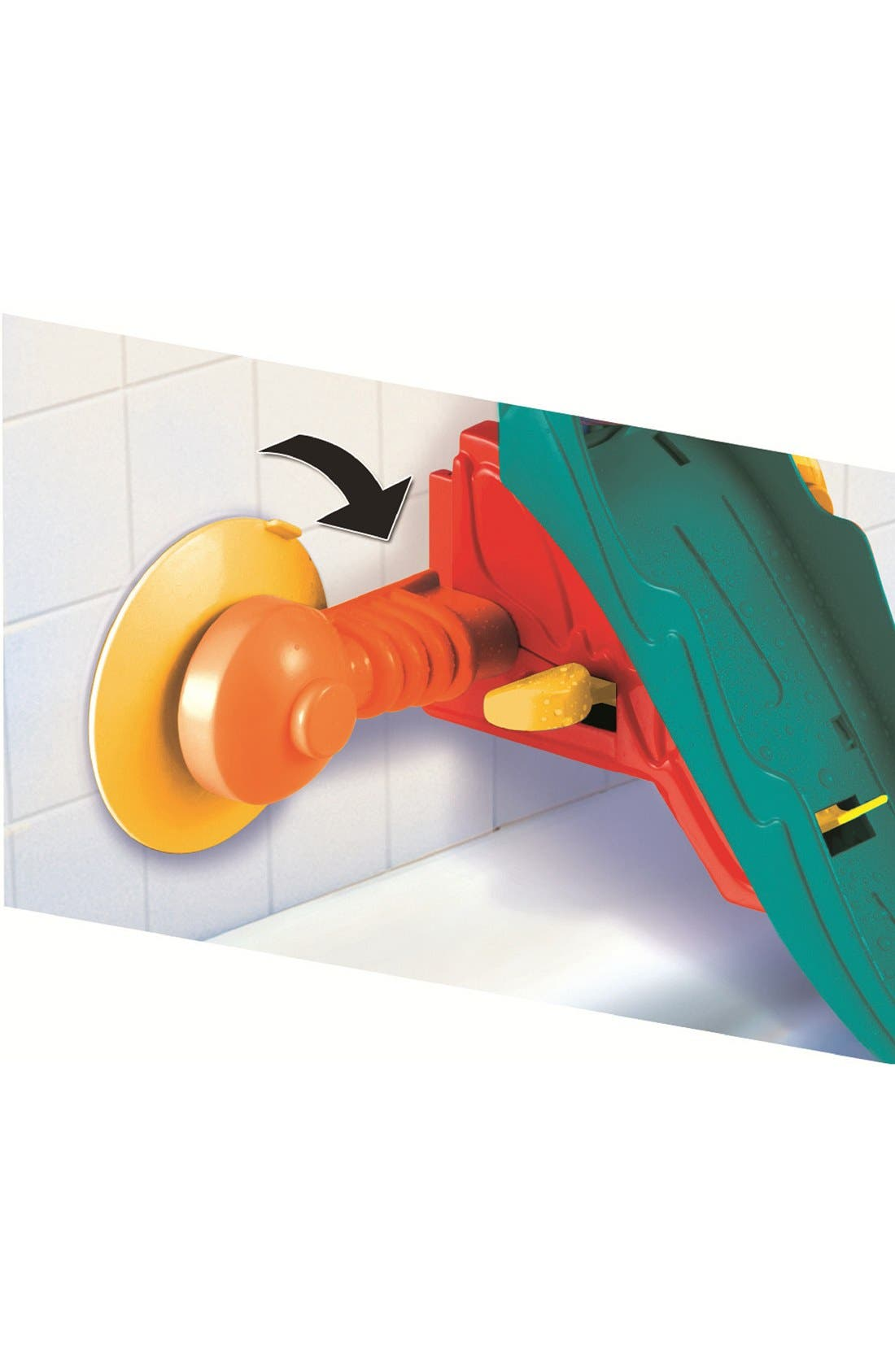 MATTEL,                             'Hot Wheels<sup>®</sup> - Splash Track<sup>™</sup>' Tub Track Set,                             Alternate thumbnail 5, color,                             400