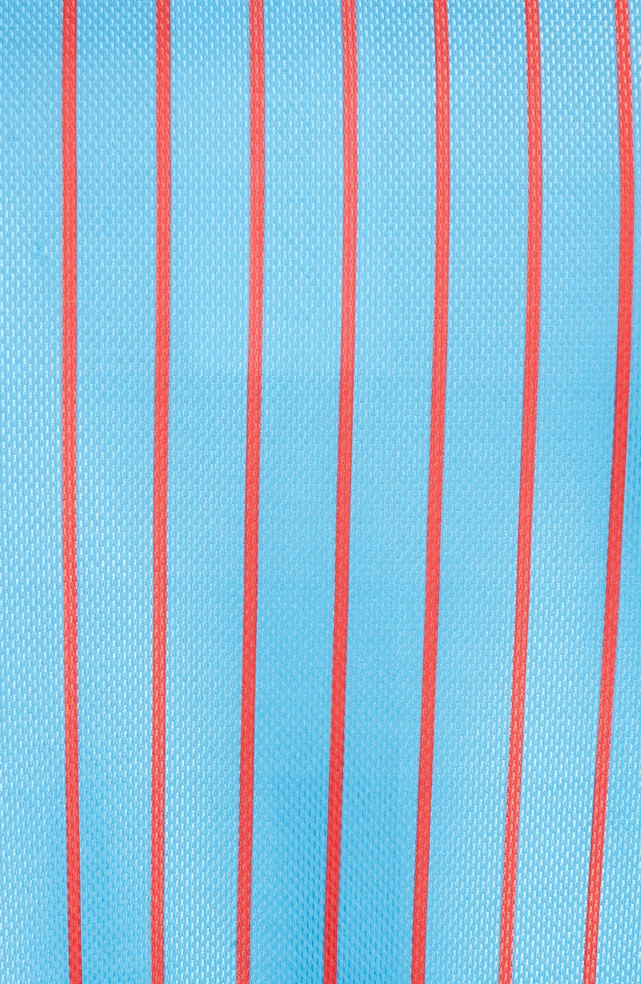 Hyper Print T-Shirt,                             Alternate thumbnail 5, color,                             441