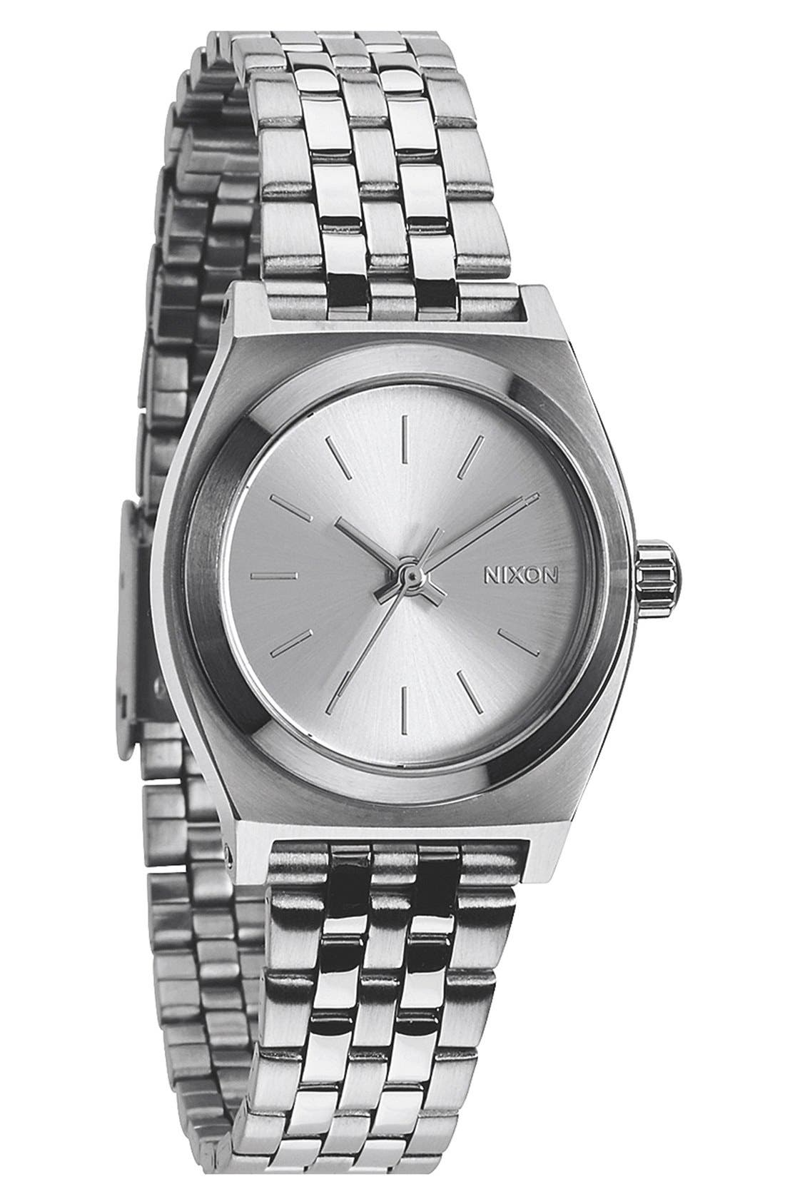 'The Small Time Teller' Bracelet Watch, 26mm,                             Main thumbnail 3, color,