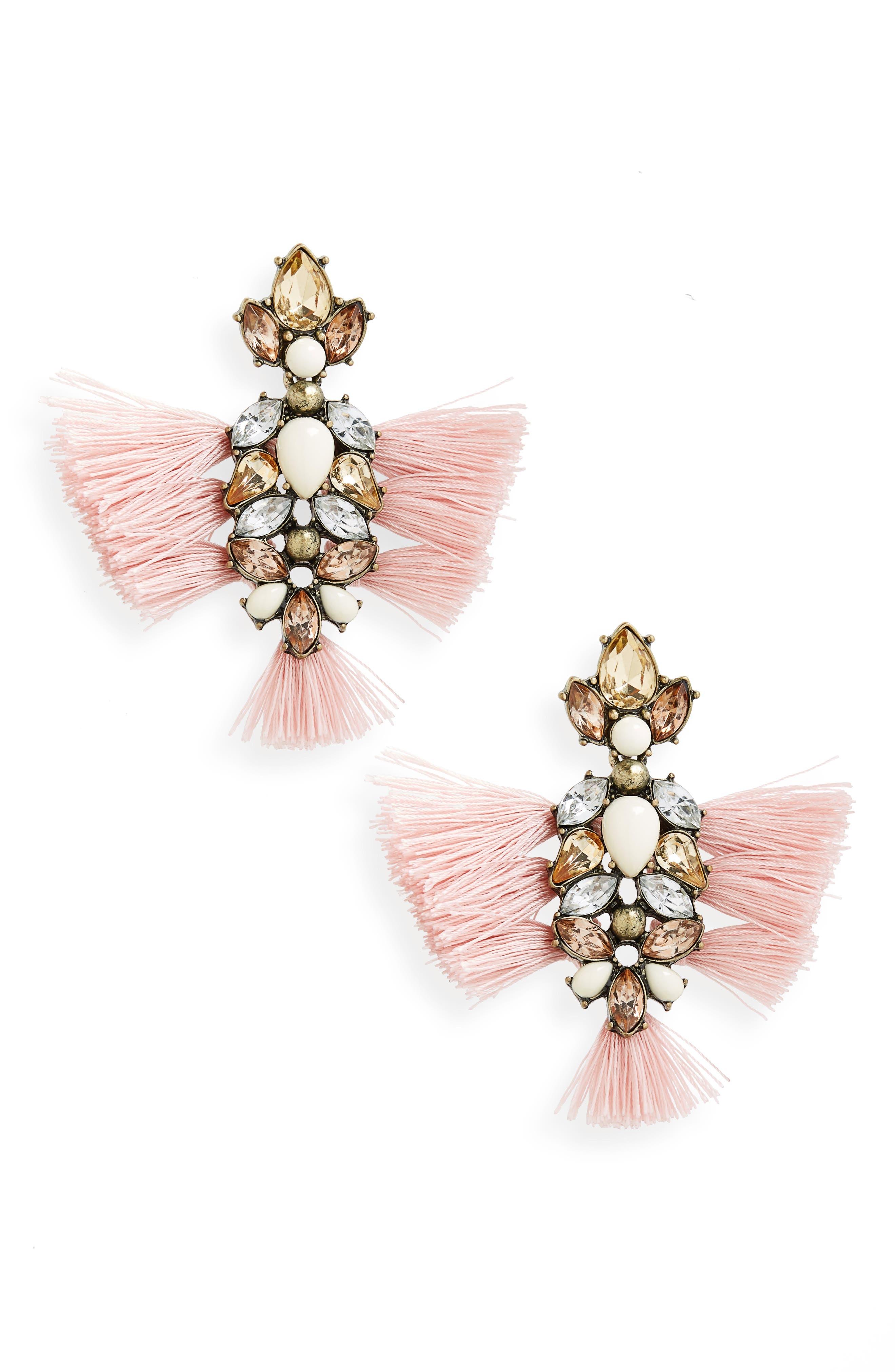 Rapunzel Earrings,                         Main,                         color,