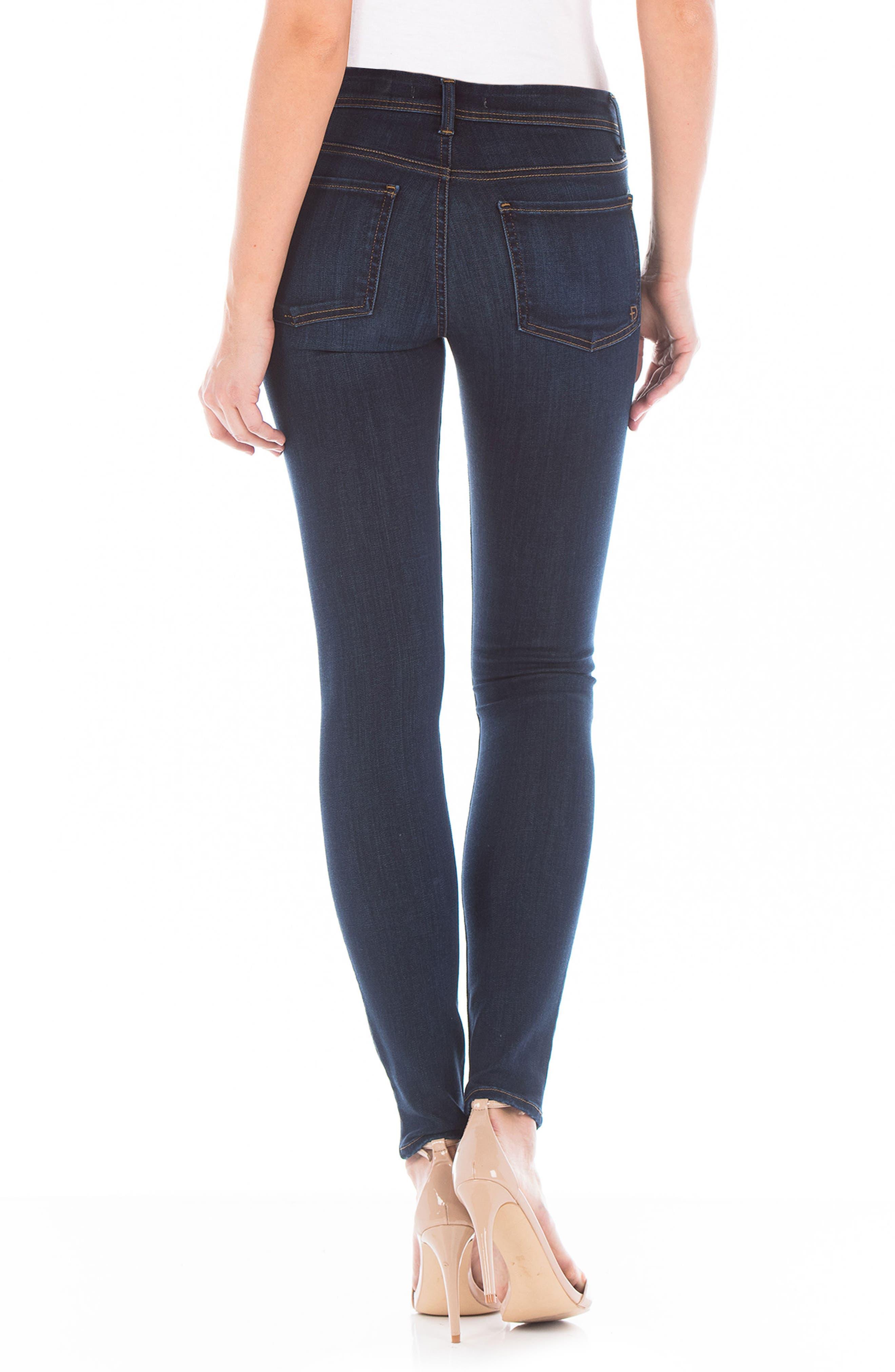 Belvedere Skinny Jeans,                             Alternate thumbnail 2, color,                             400
