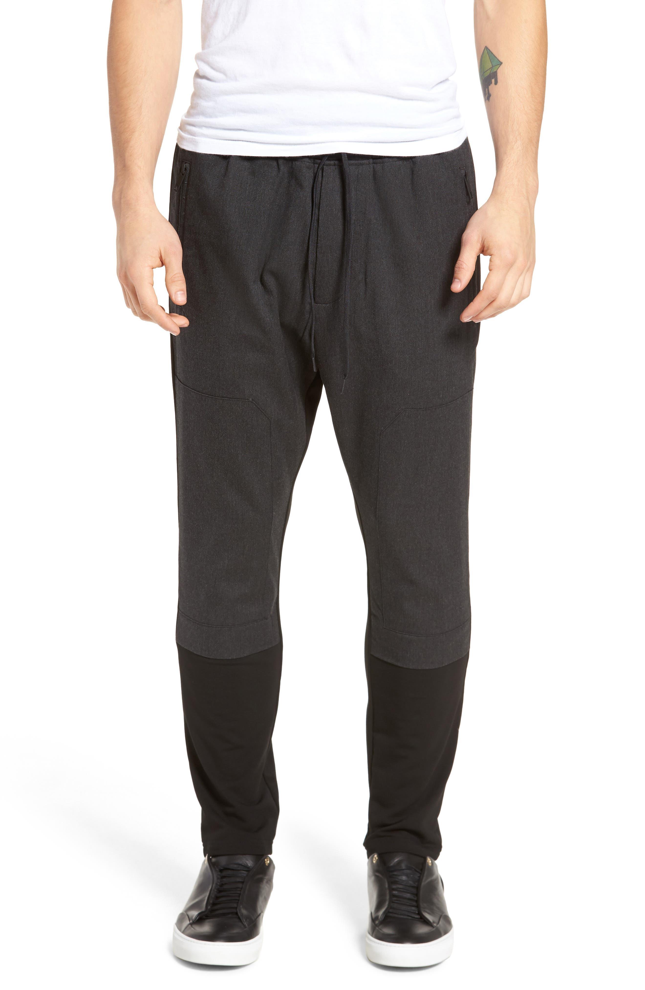 Fleece Pants,                             Main thumbnail 1, color,                             001