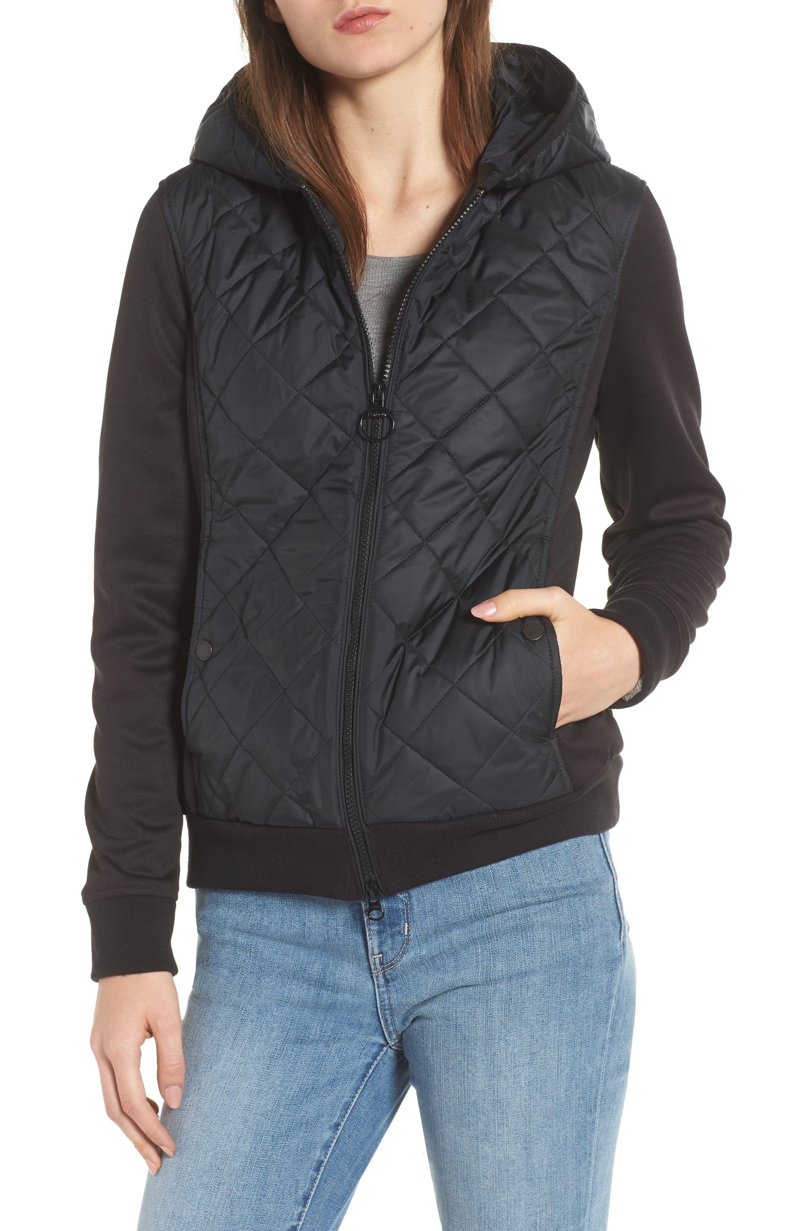 BARBOUR | Women's Barbour Brimham Hybrid Jacket, | Goxip