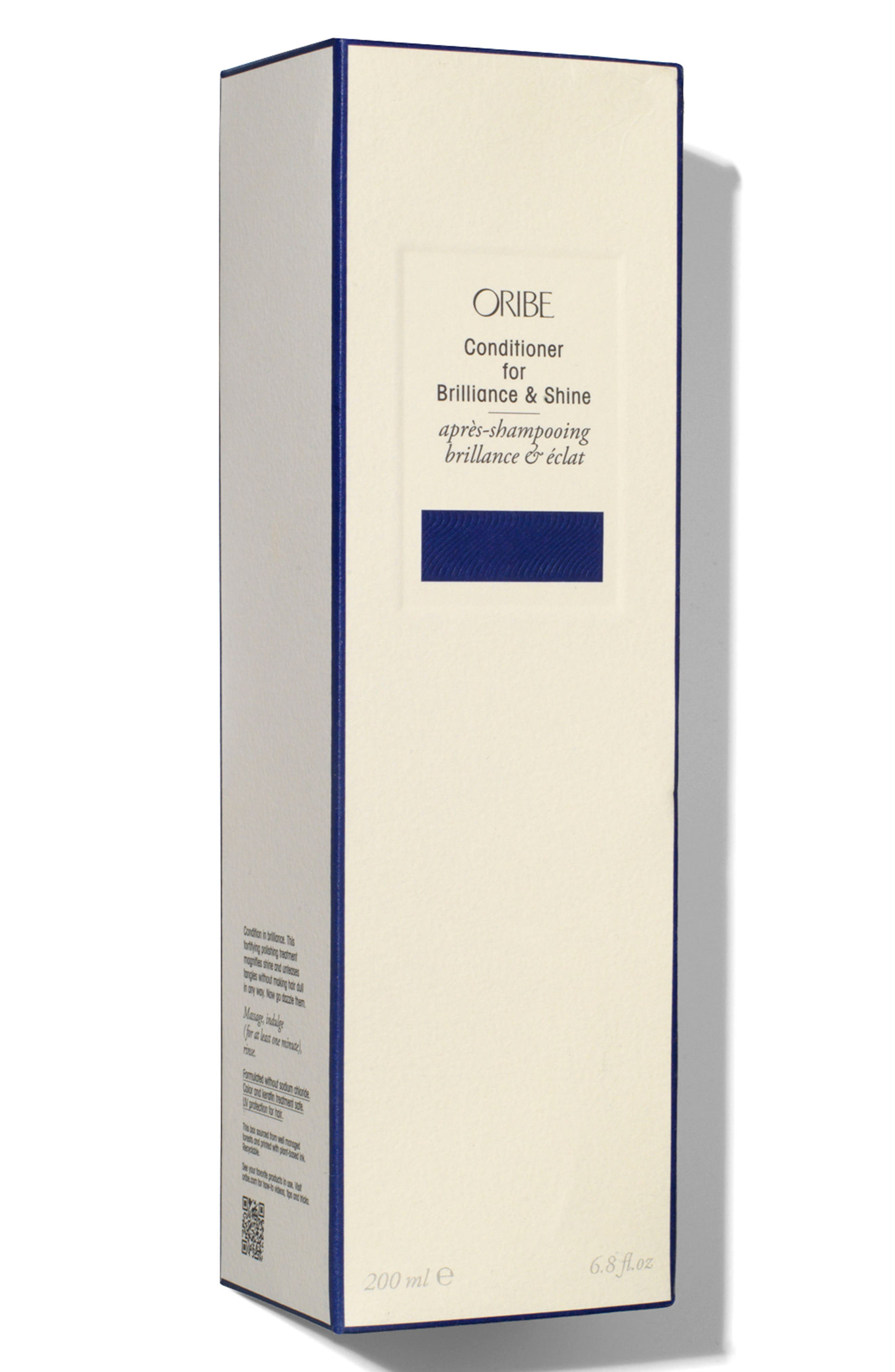 SPACE.NK.apothecary Oribe Conditioner for Brilliance & Shine,                             Alternate thumbnail 3, color,                             NO COLOR