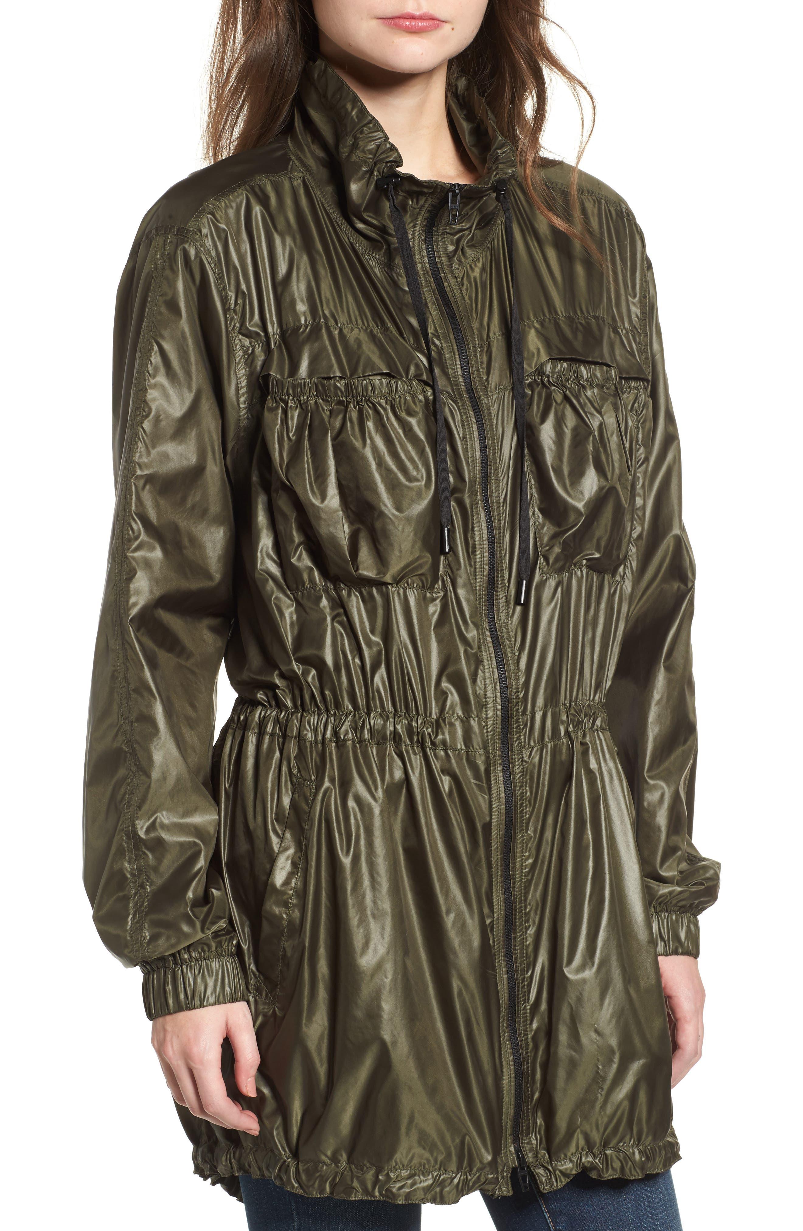 Lightweight Long Jacket,                             Alternate thumbnail 8, color,