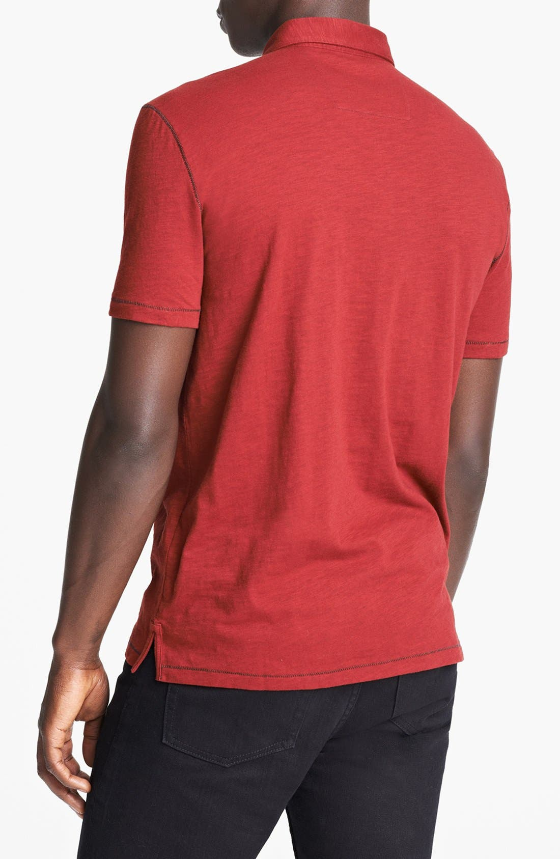 Slim Fit Polo,                             Alternate thumbnail 27, color,