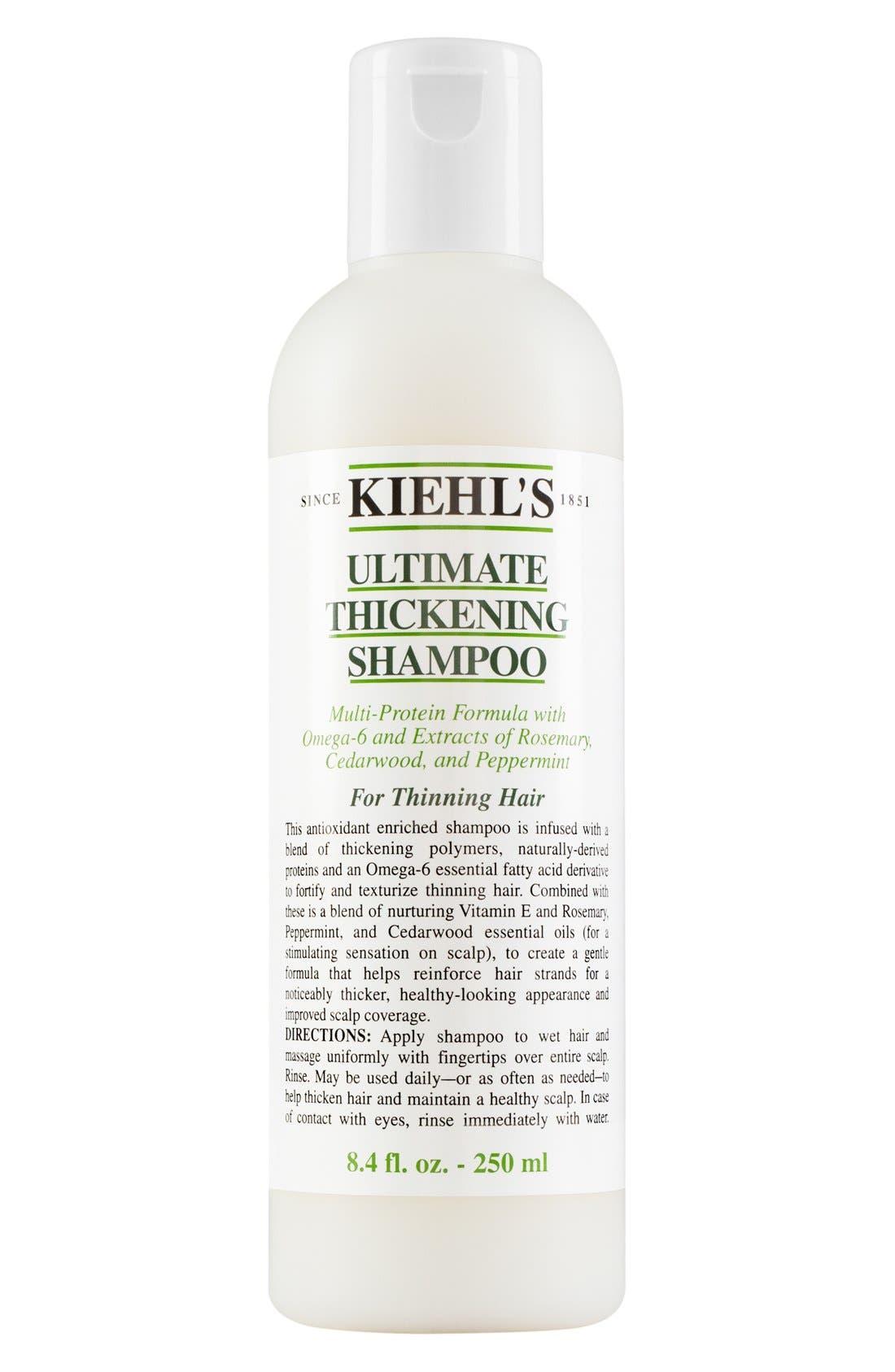 Ultimate Thickening Shampoo,                             Main thumbnail 1, color,                             000