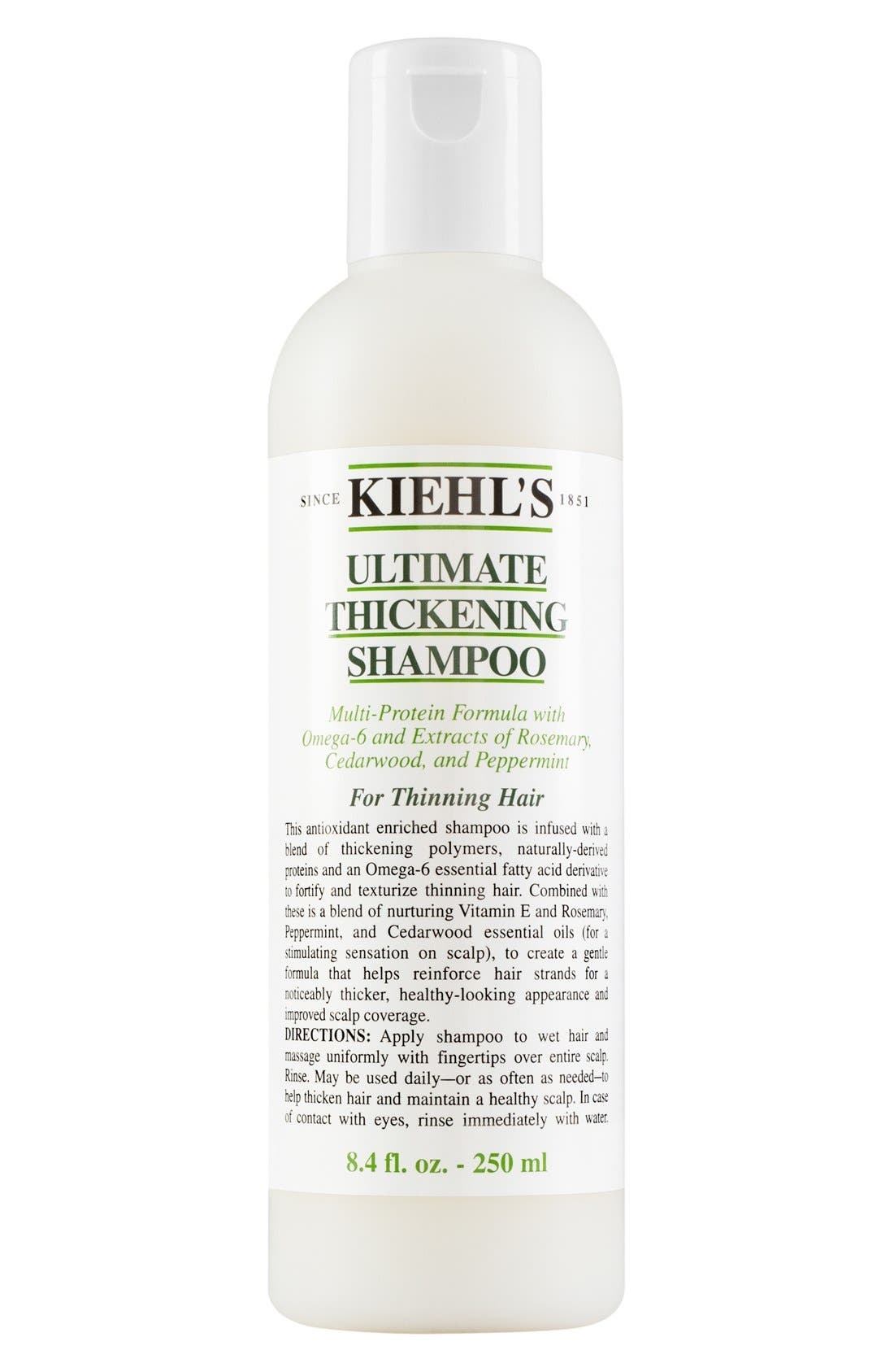 Ultimate Thickening Shampoo,                         Main,                         color, 000