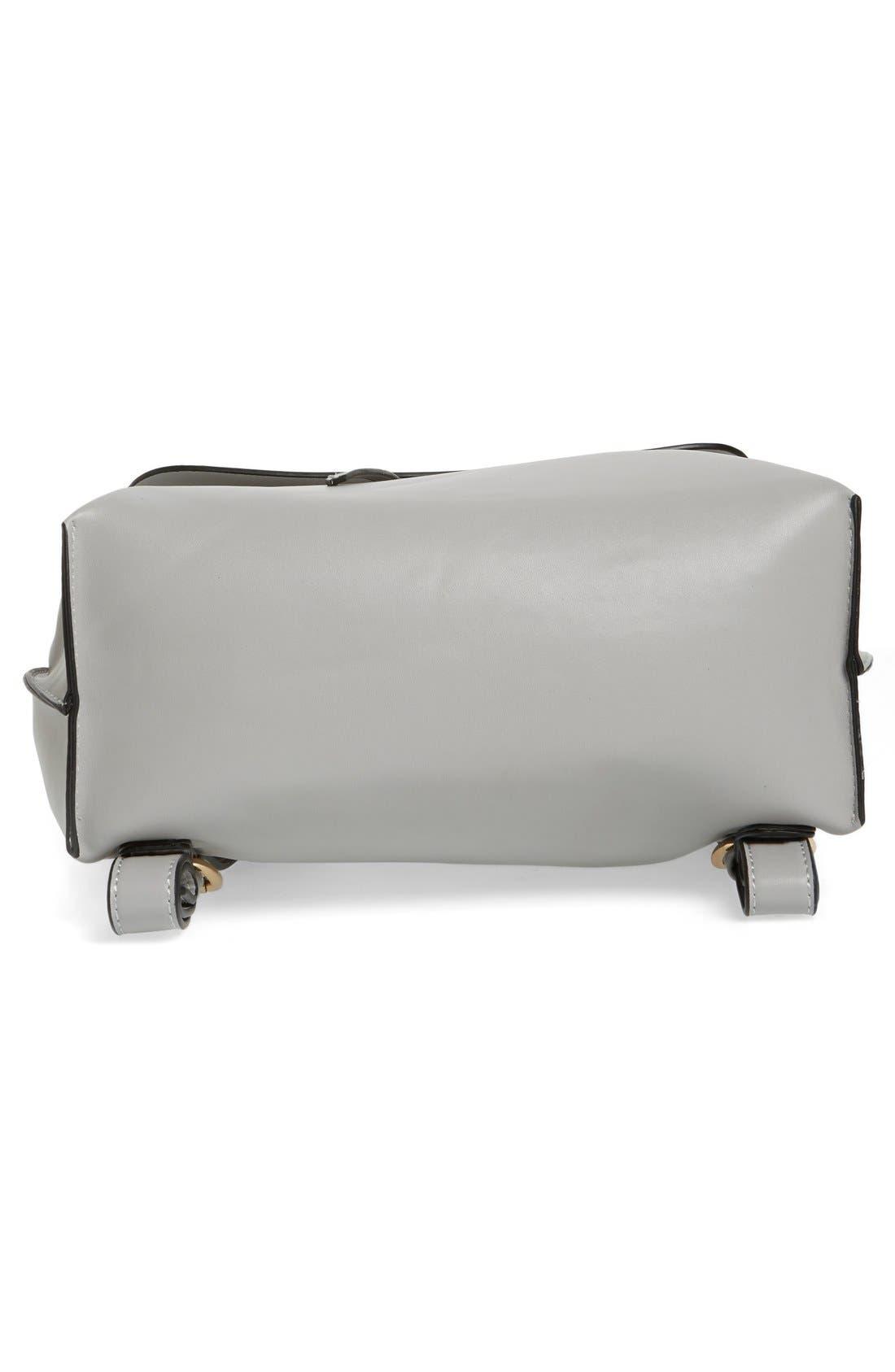 Selena Faux Leather Backpack,                             Alternate thumbnail 40, color,