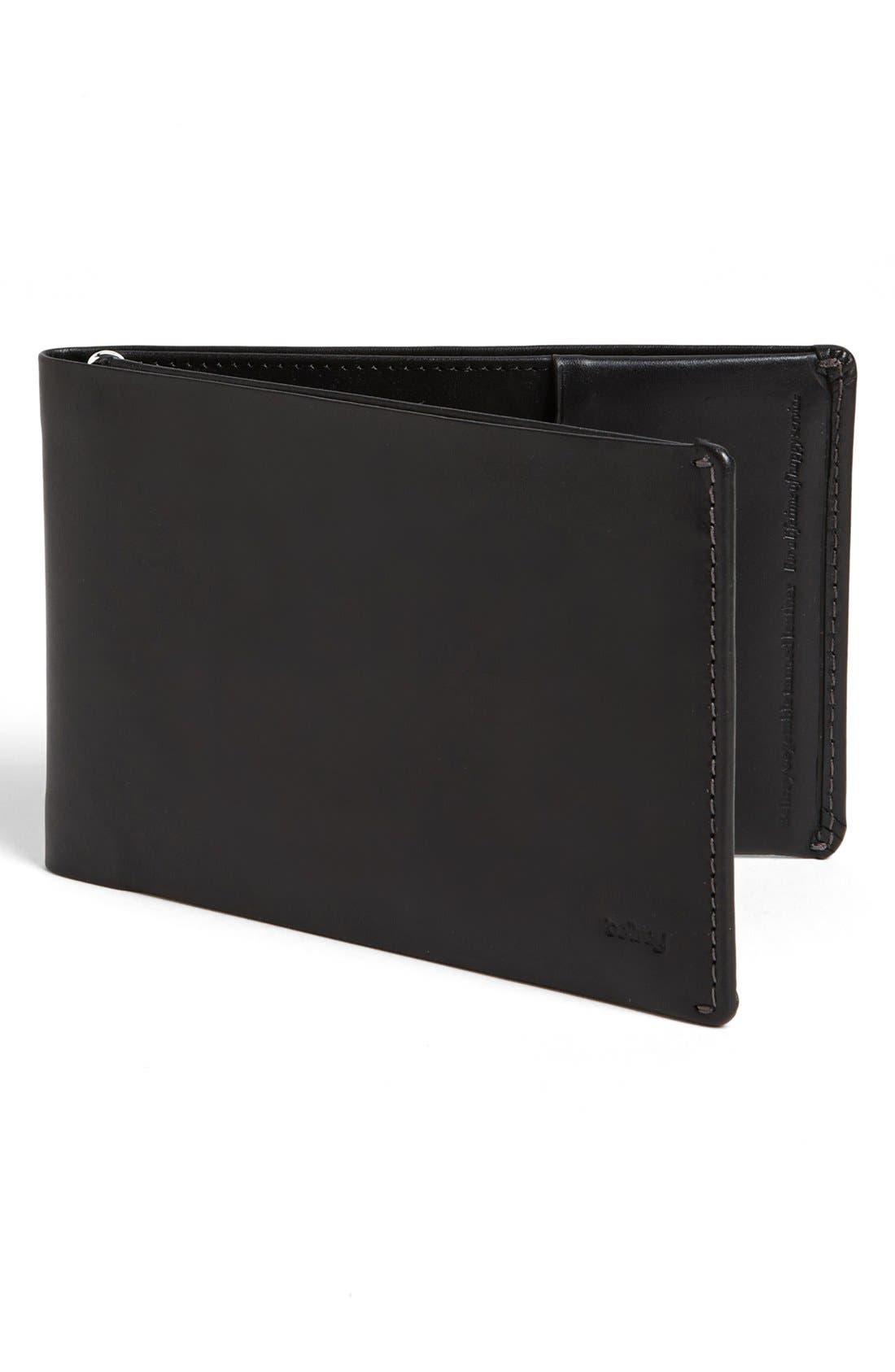 BELLROY,                             Travel Wallet,                             Main thumbnail 1, color,                             001