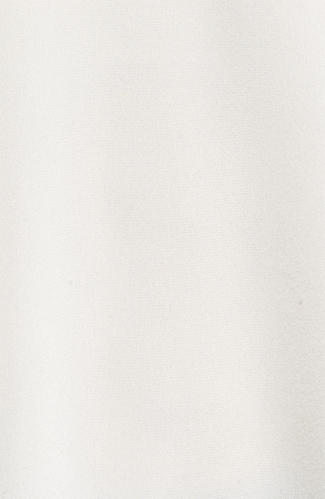 Bubble Sleeve Satin Top,                             Alternate thumbnail 29, color,