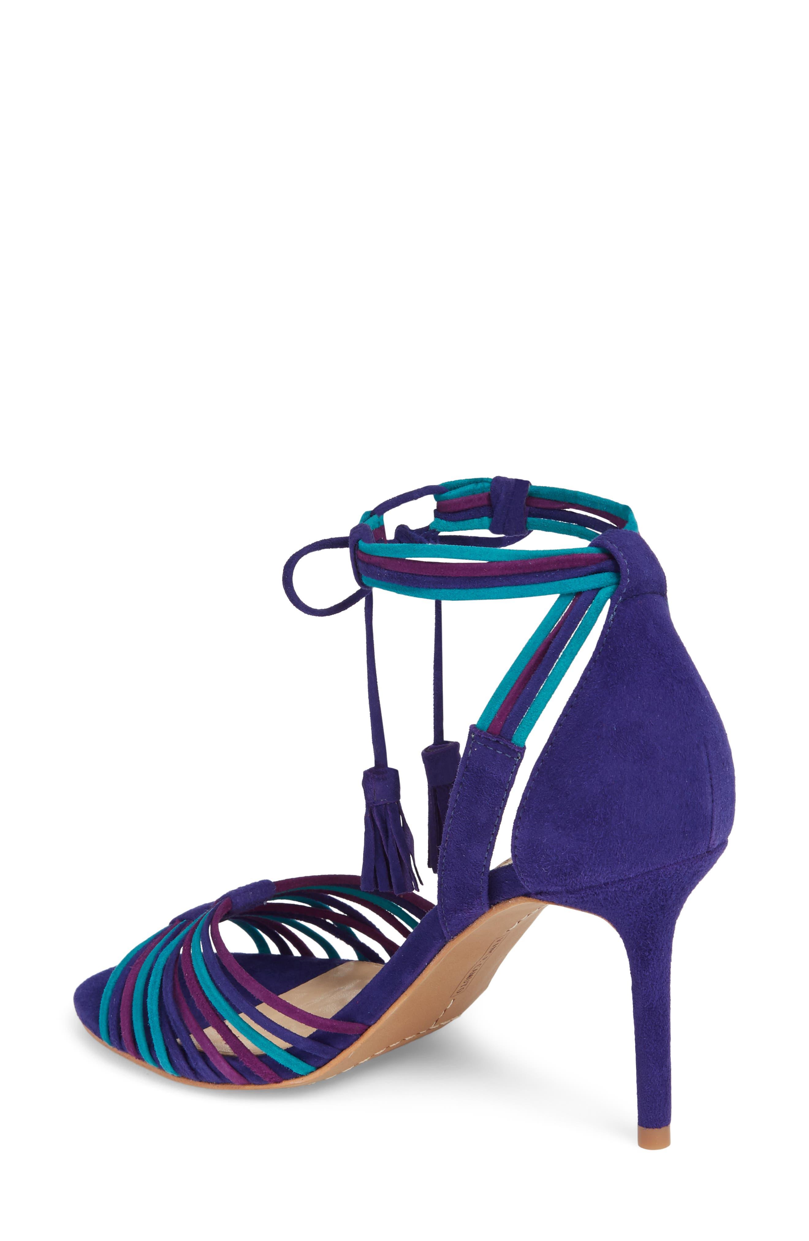 Stellima Tassel Sandal,                             Alternate thumbnail 12, color,