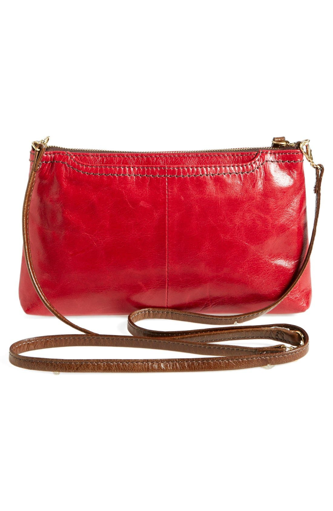 'Darcy' Leather Crossbody Bag,                             Alternate thumbnail 85, color,