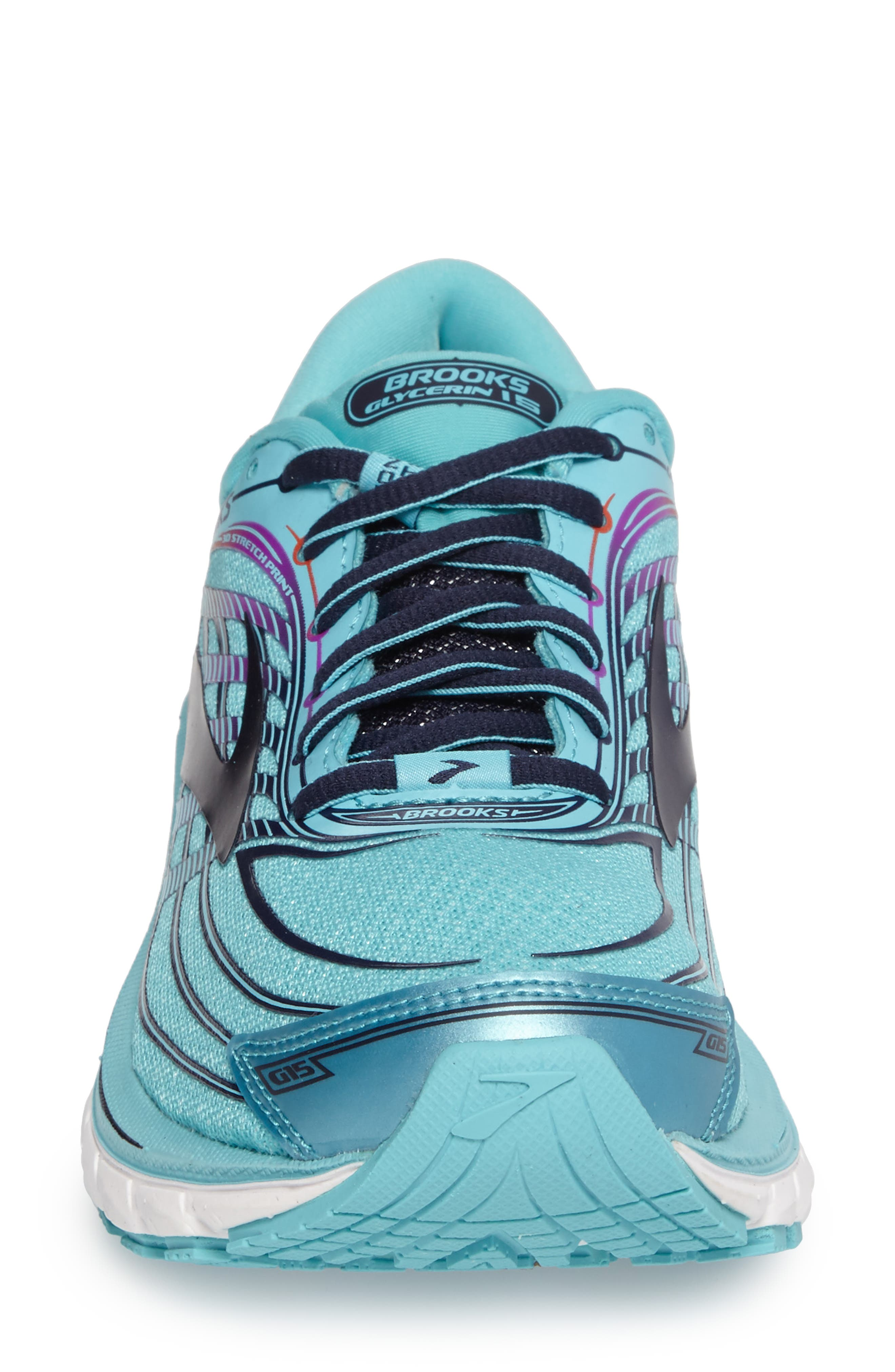 Glycerin 15 Running Shoe,                             Alternate thumbnail 16, color,