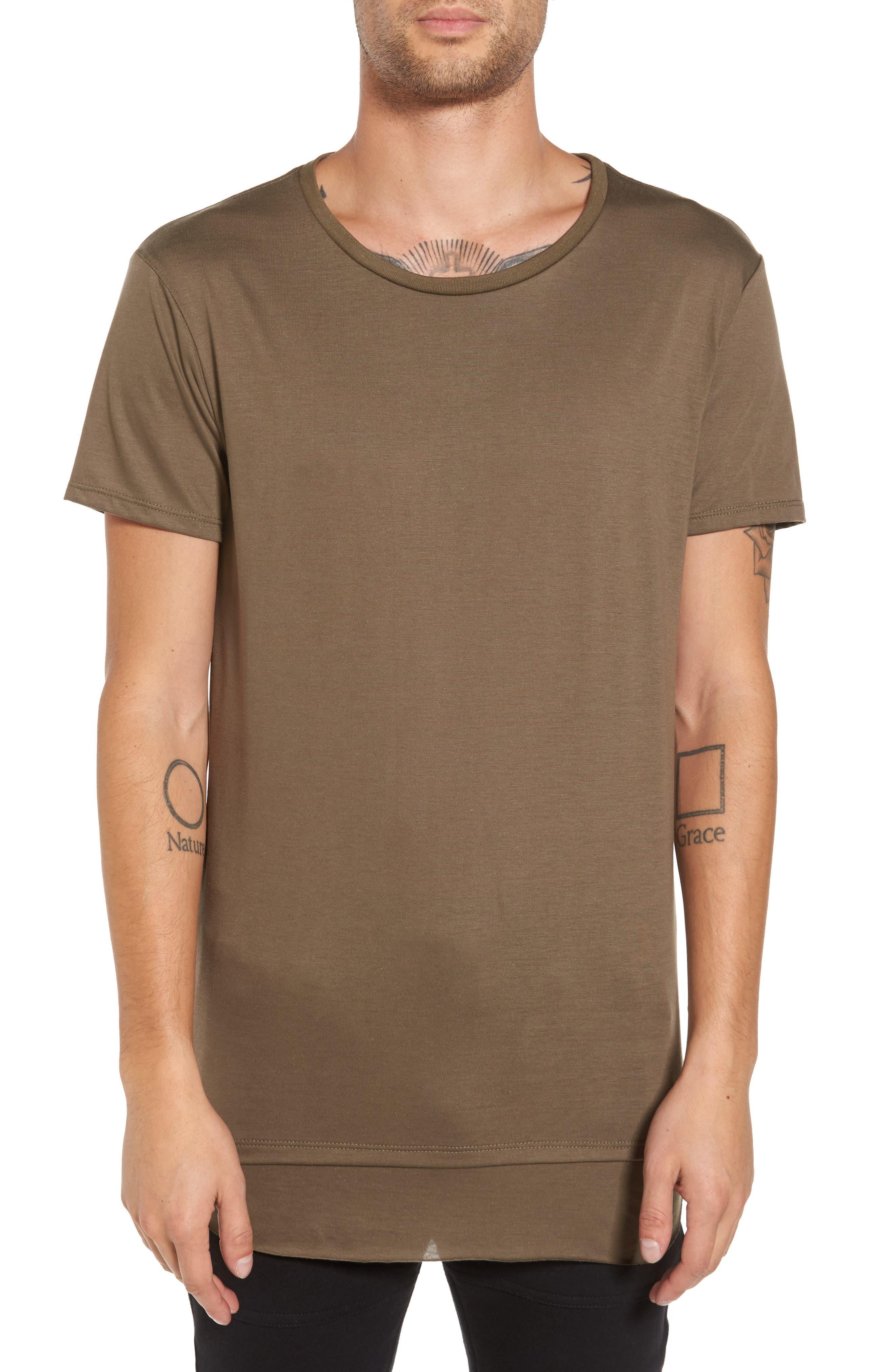 Double Layer T-Shirt,                             Main thumbnail 2, color,