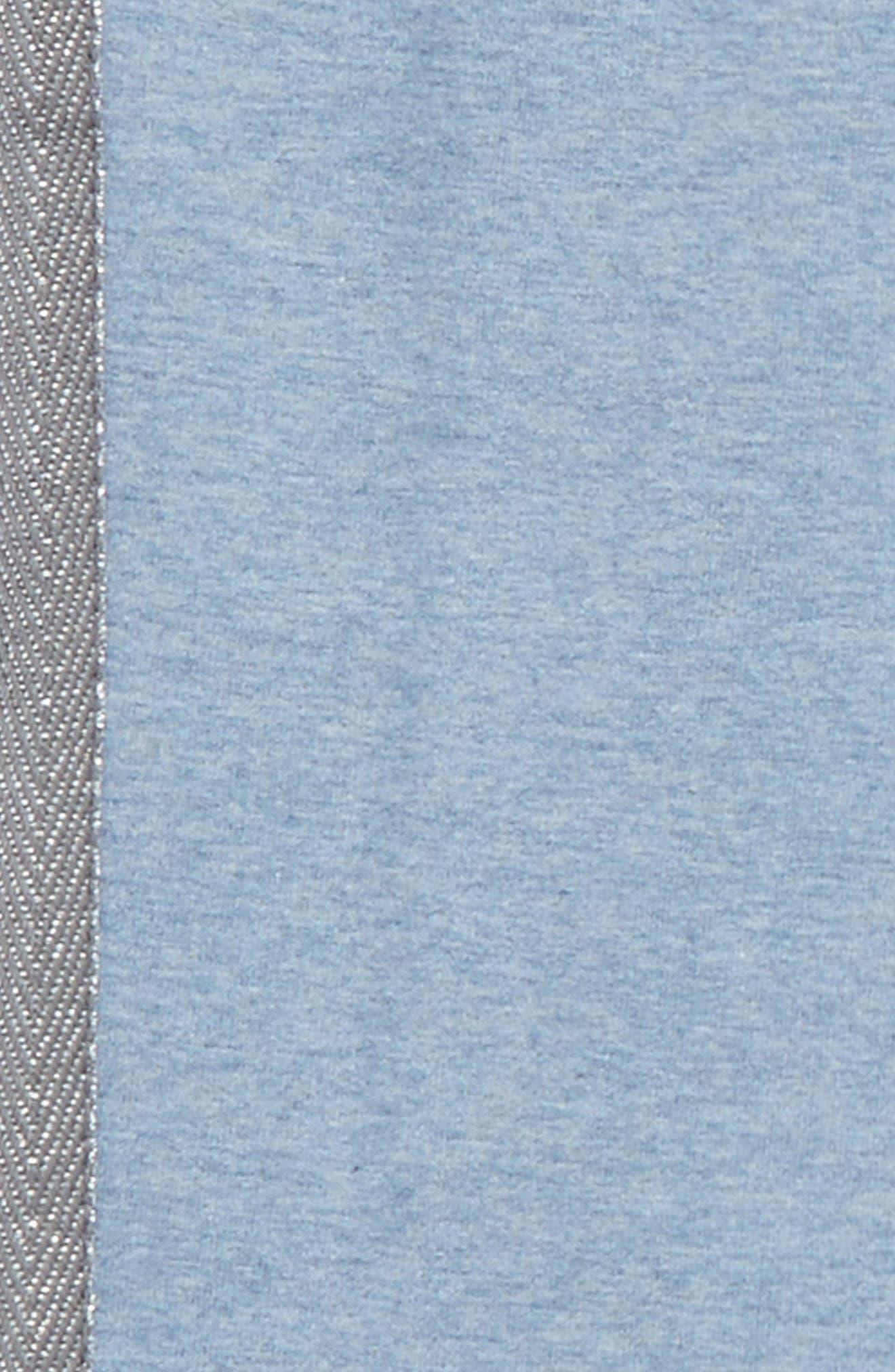 Tuxedo Stripe Jogger Pants,                             Alternate thumbnail 5, color,