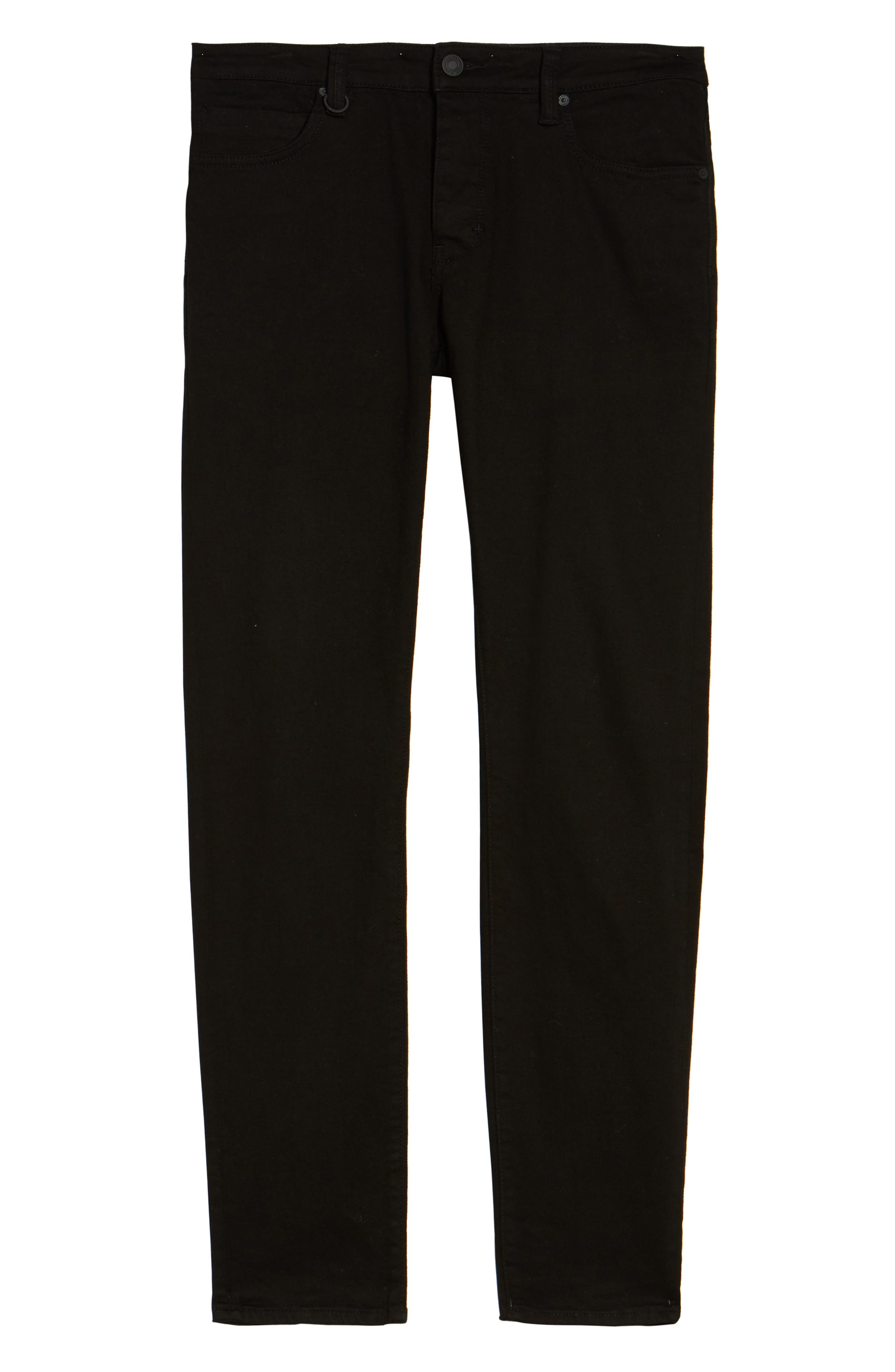Iggy Skinny Fit Jeans,                             Alternate thumbnail 6, color,                             PERFECTO