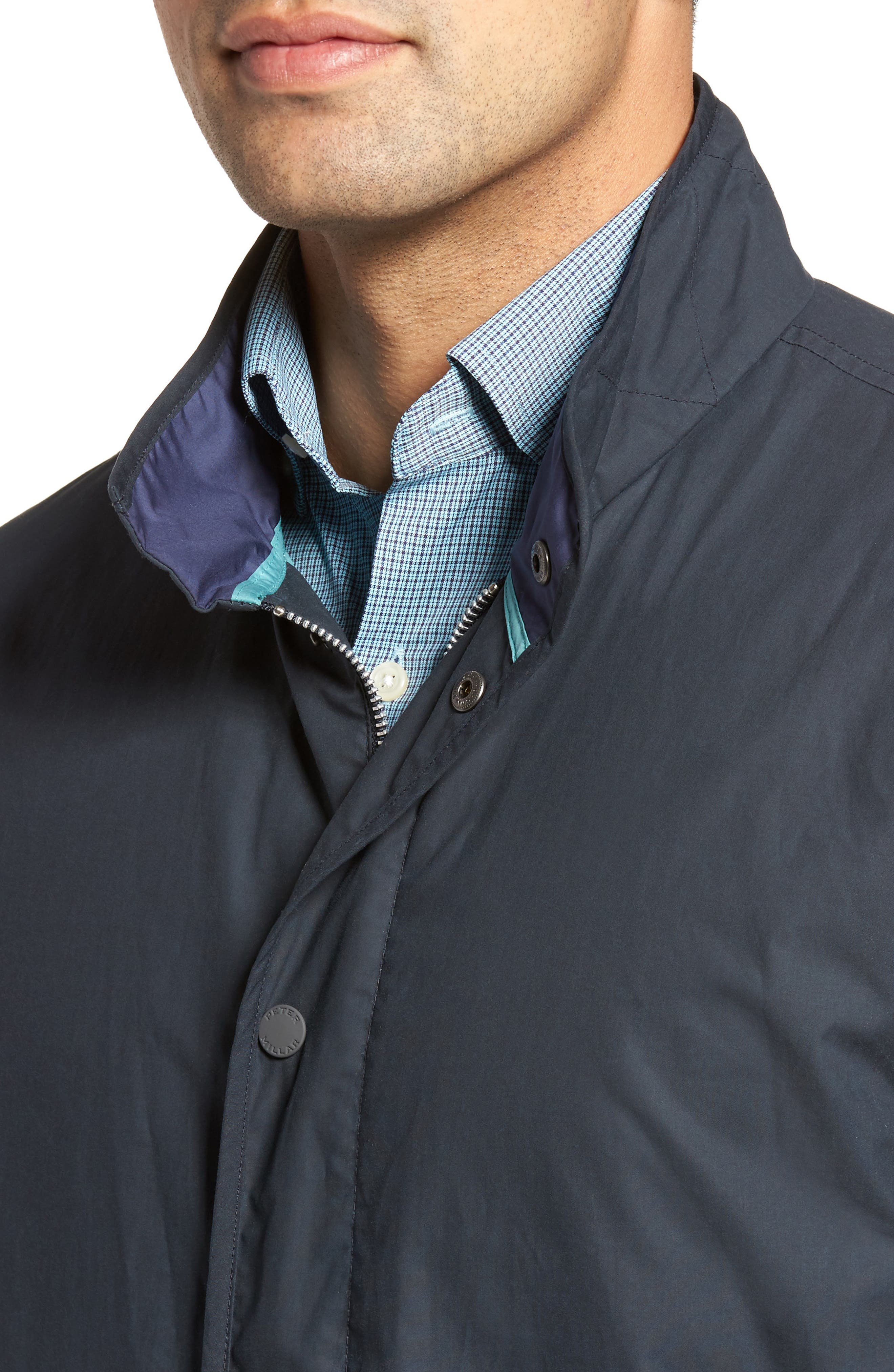 Harrison Wine Country Field Jacket,                             Alternate thumbnail 8, color,
