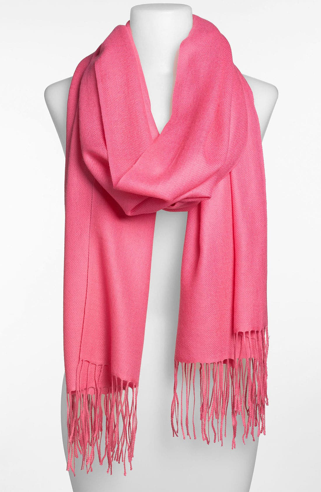 Tissue Weight Wool & Cashmere Wrap,                             Main thumbnail 140, color,