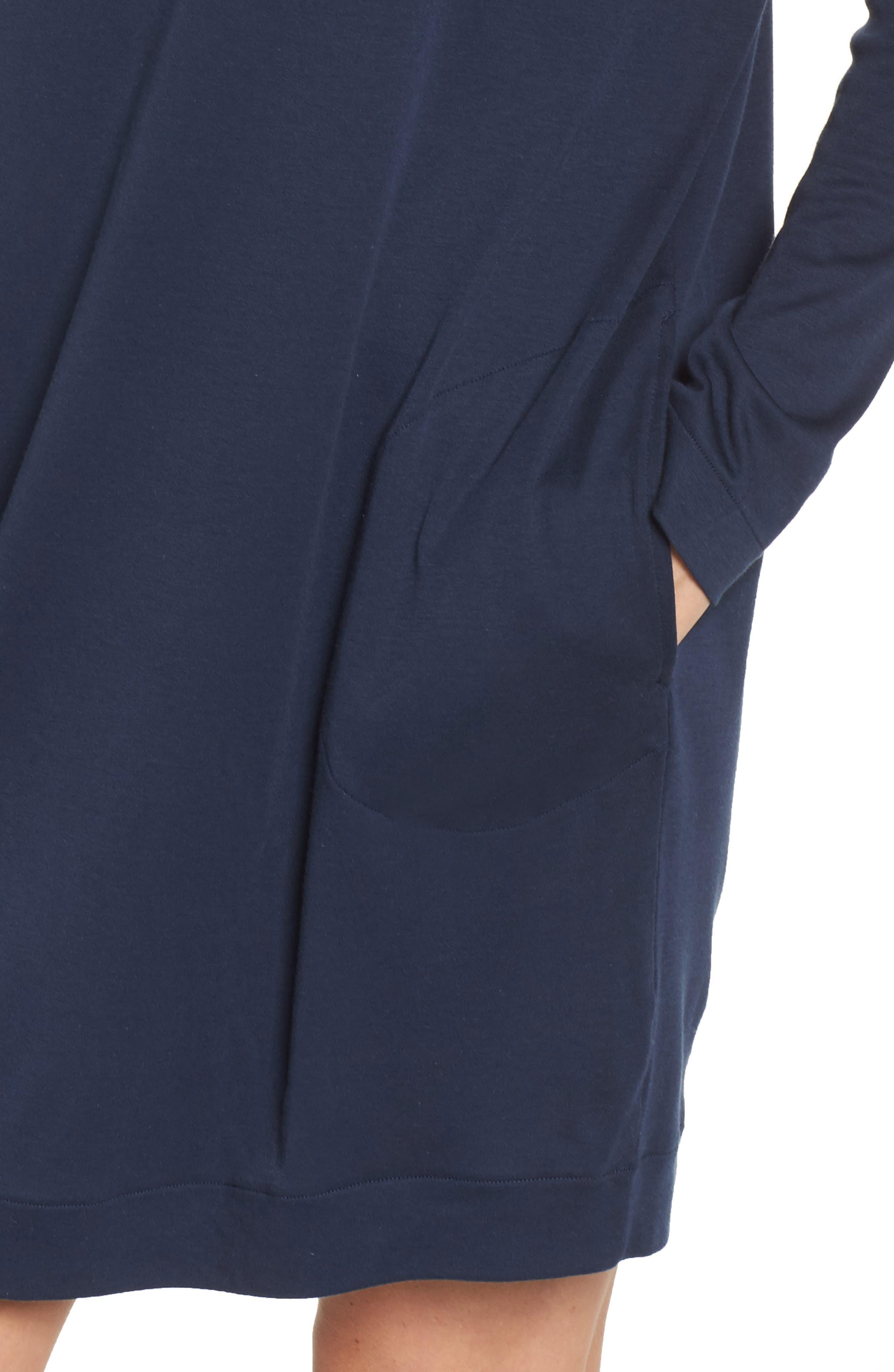 Enie Cotton Nightgown,                             Alternate thumbnail 4, color,