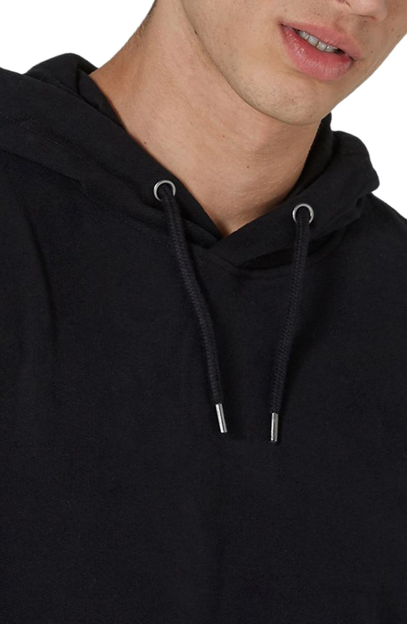 Classic Hoodie,                             Alternate thumbnail 3, color,                             001