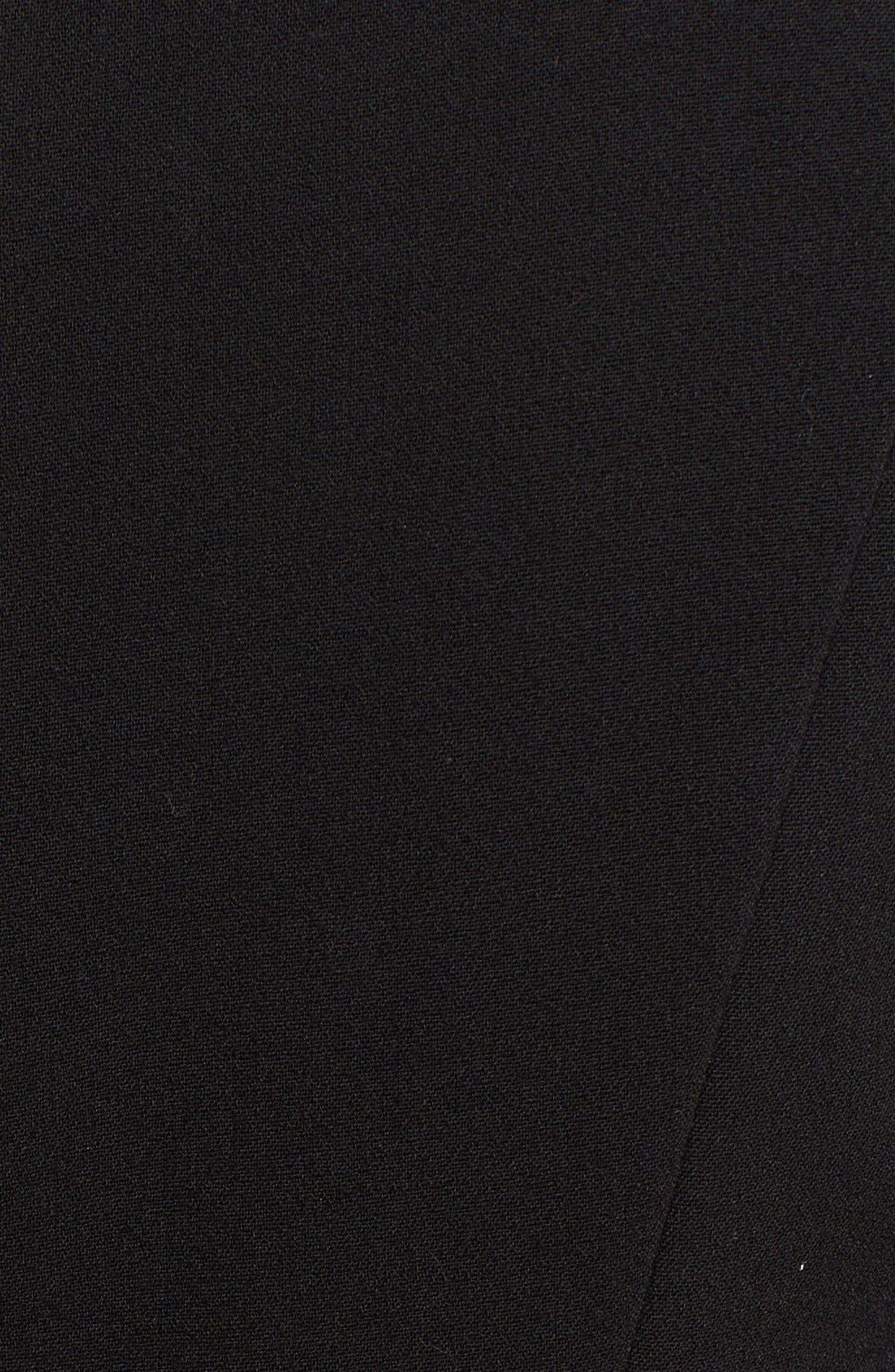 'sicily' sheath dress,                             Alternate thumbnail 3, color,                             001