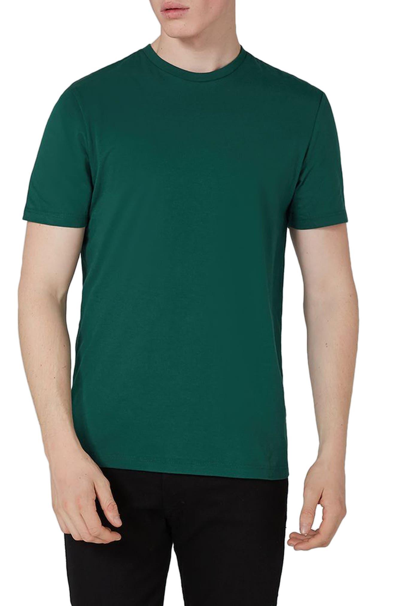 Slim Fit Crewneck T-Shirt,                             Main thumbnail 7, color,