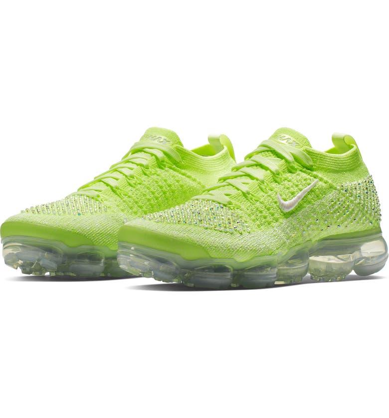d1bf5aaeb9e Nike Air VaporMax Flyknit 2 Swarovski Running Shoe (Women)