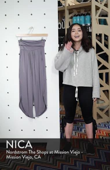 Foldover Waist Tulip Pants, sales video thumbnail
