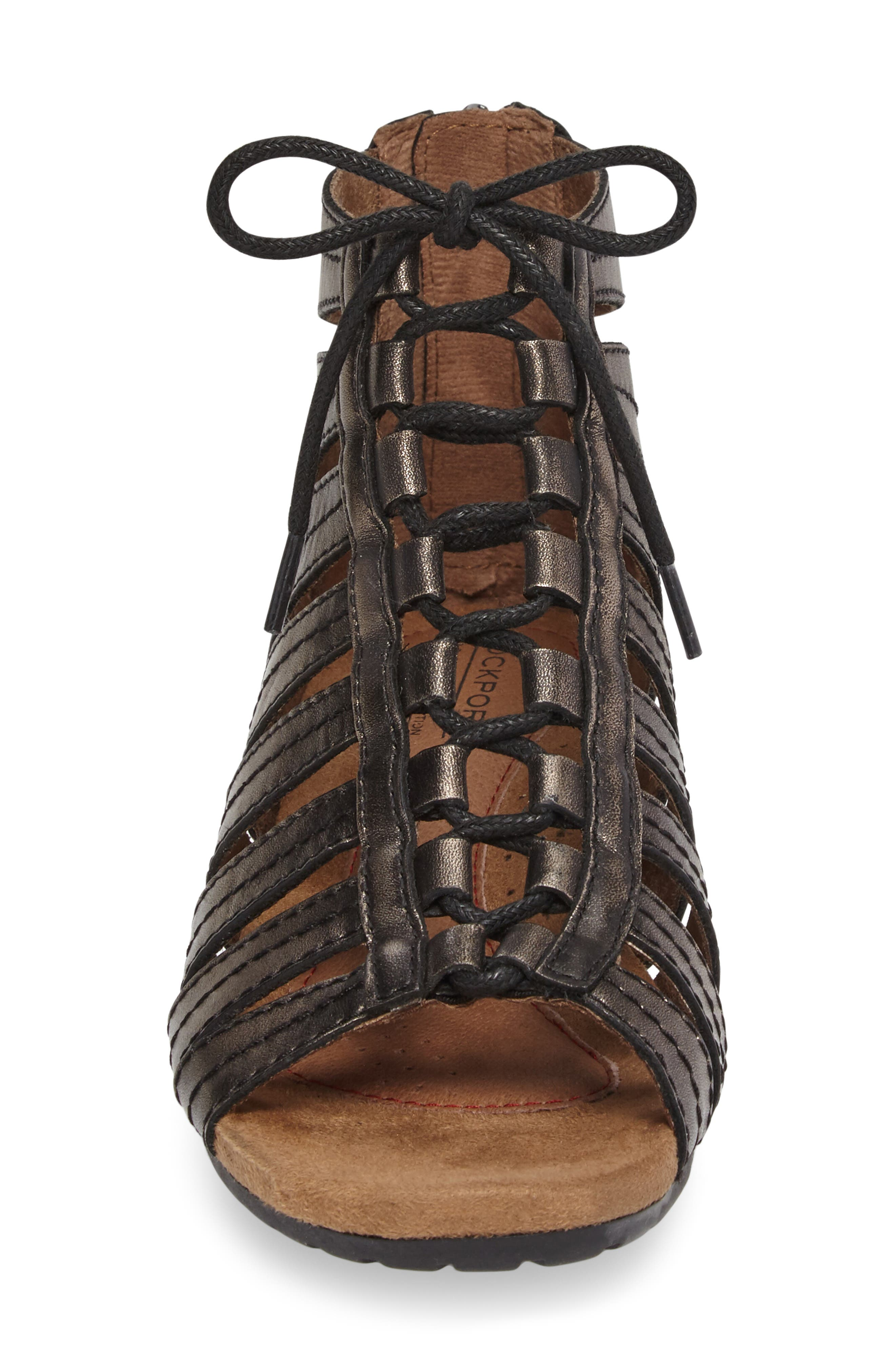 'Gabby' Lace-Up Sandal,                             Alternate thumbnail 28, color,