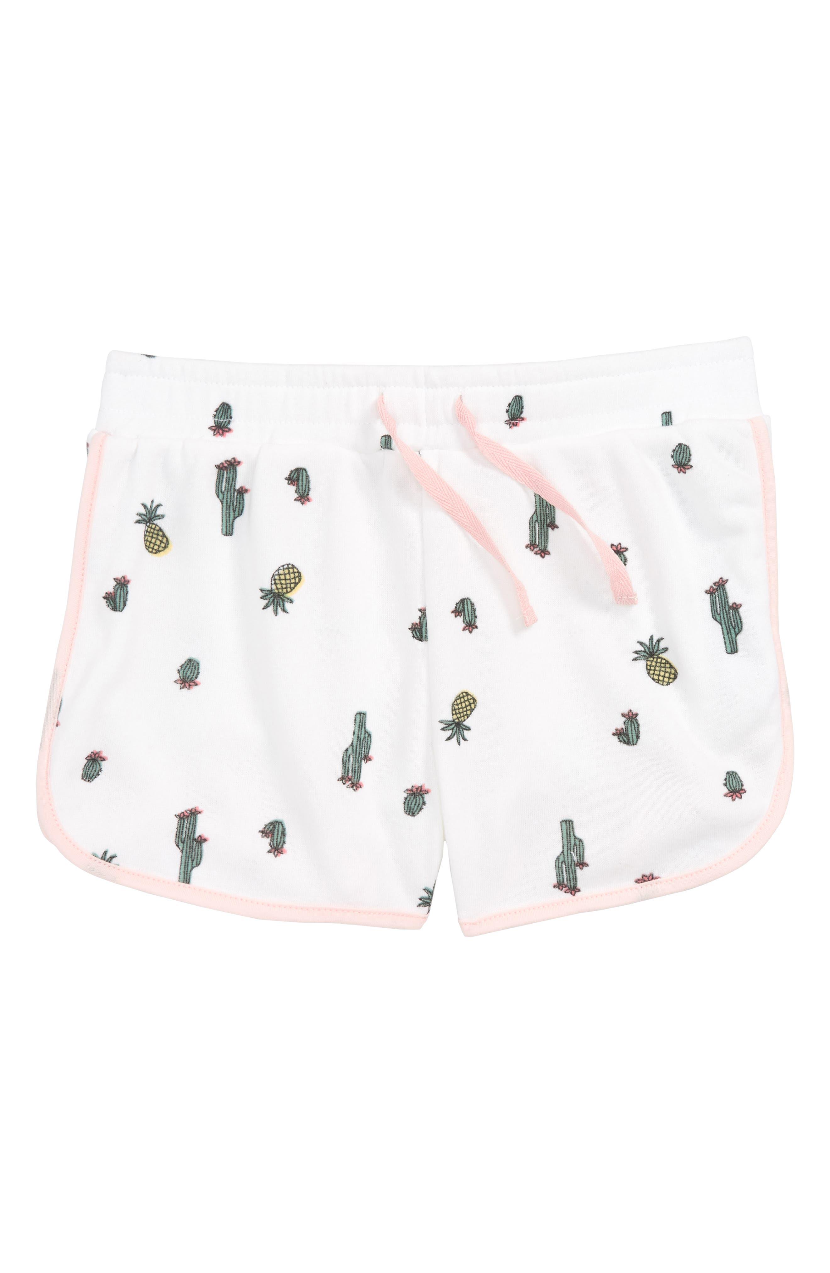 Knit Shorts,                             Main thumbnail 1, color,                             100