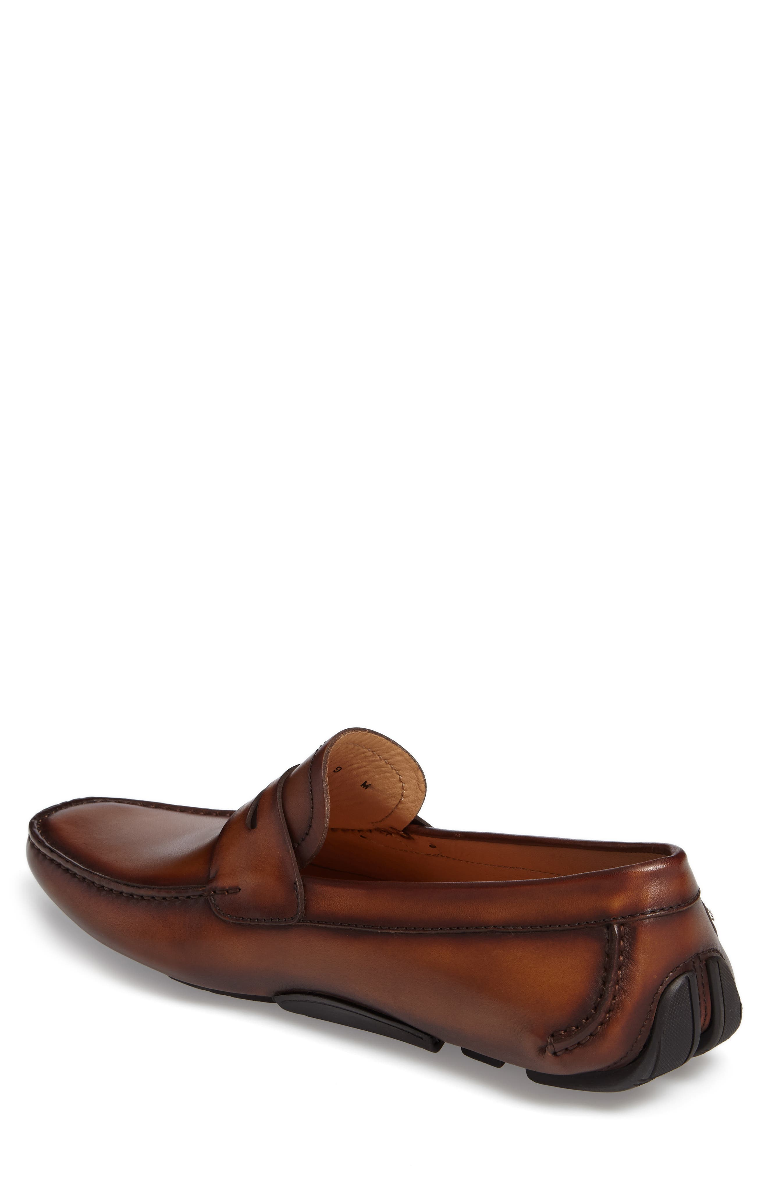 'Dylan' Leather Driving Shoe,                             Alternate thumbnail 11, color,