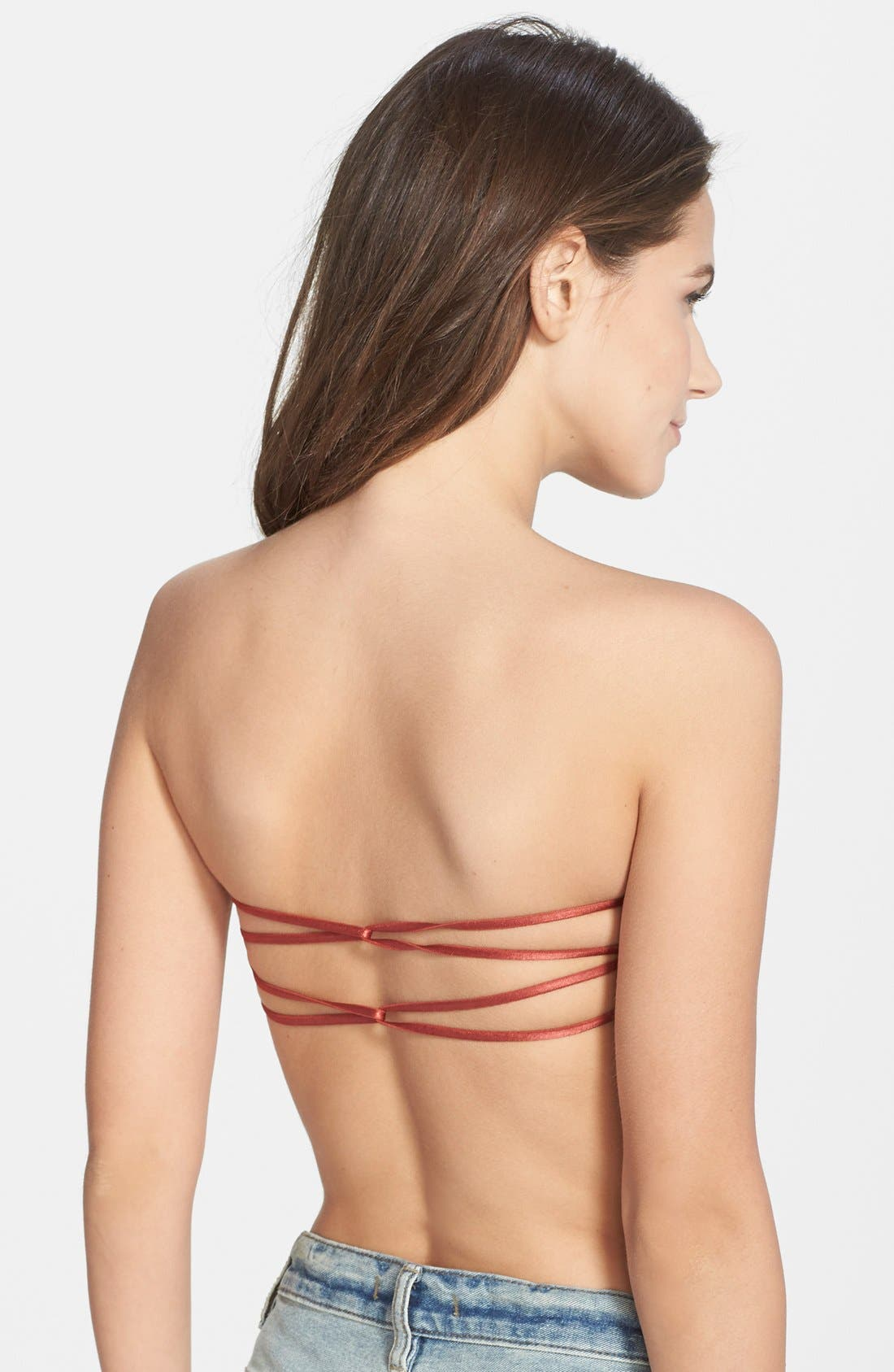 Intimately FP Lace Bandeau,                             Alternate thumbnail 76, color,