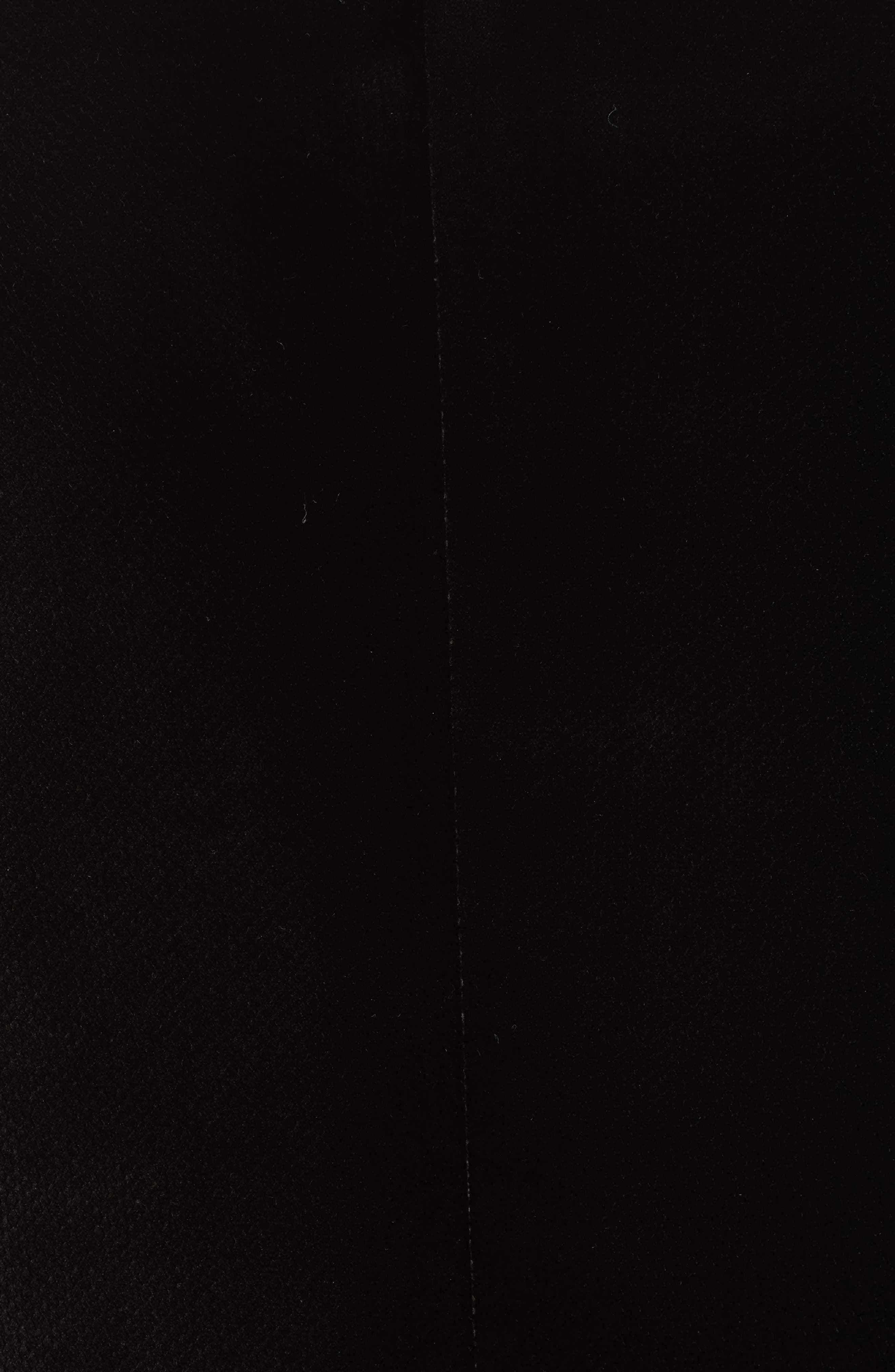 EMPORIO ARMANI,                             G-Line Trim Fit Velvet Blazer,                             Alternate thumbnail 6, color,                             004