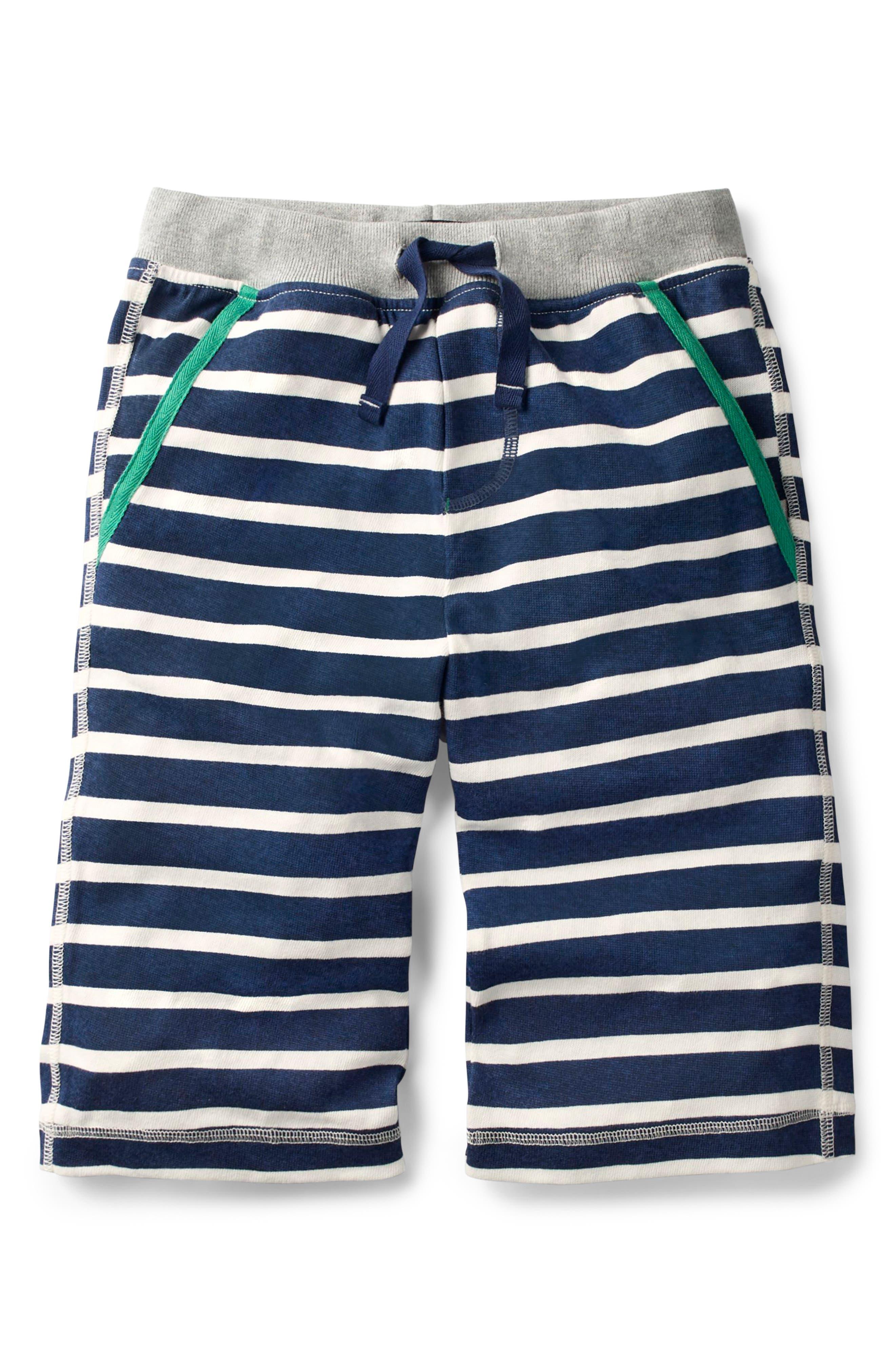 Jersey Baggies Shorts,                             Main thumbnail 4, color,