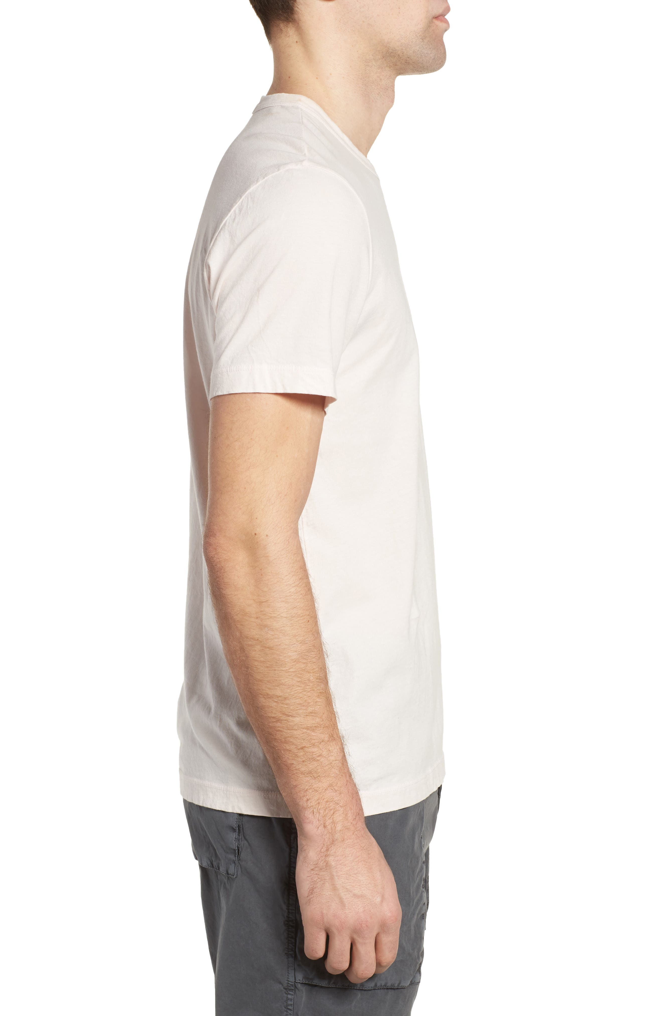 Crewneck Jersey T-Shirt,                             Alternate thumbnail 375, color,