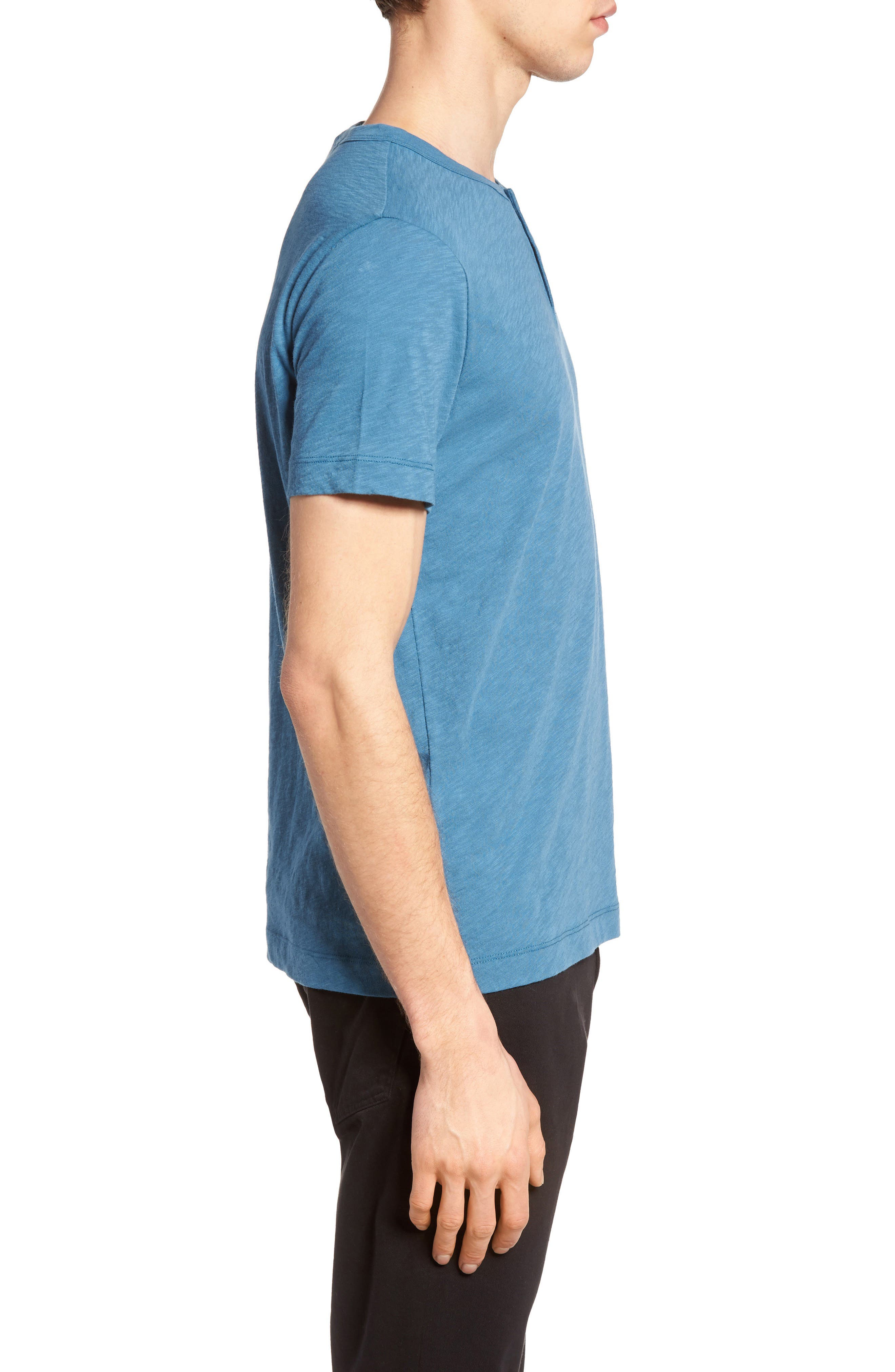 Gaskell Henley T-Shirt,                             Alternate thumbnail 21, color,