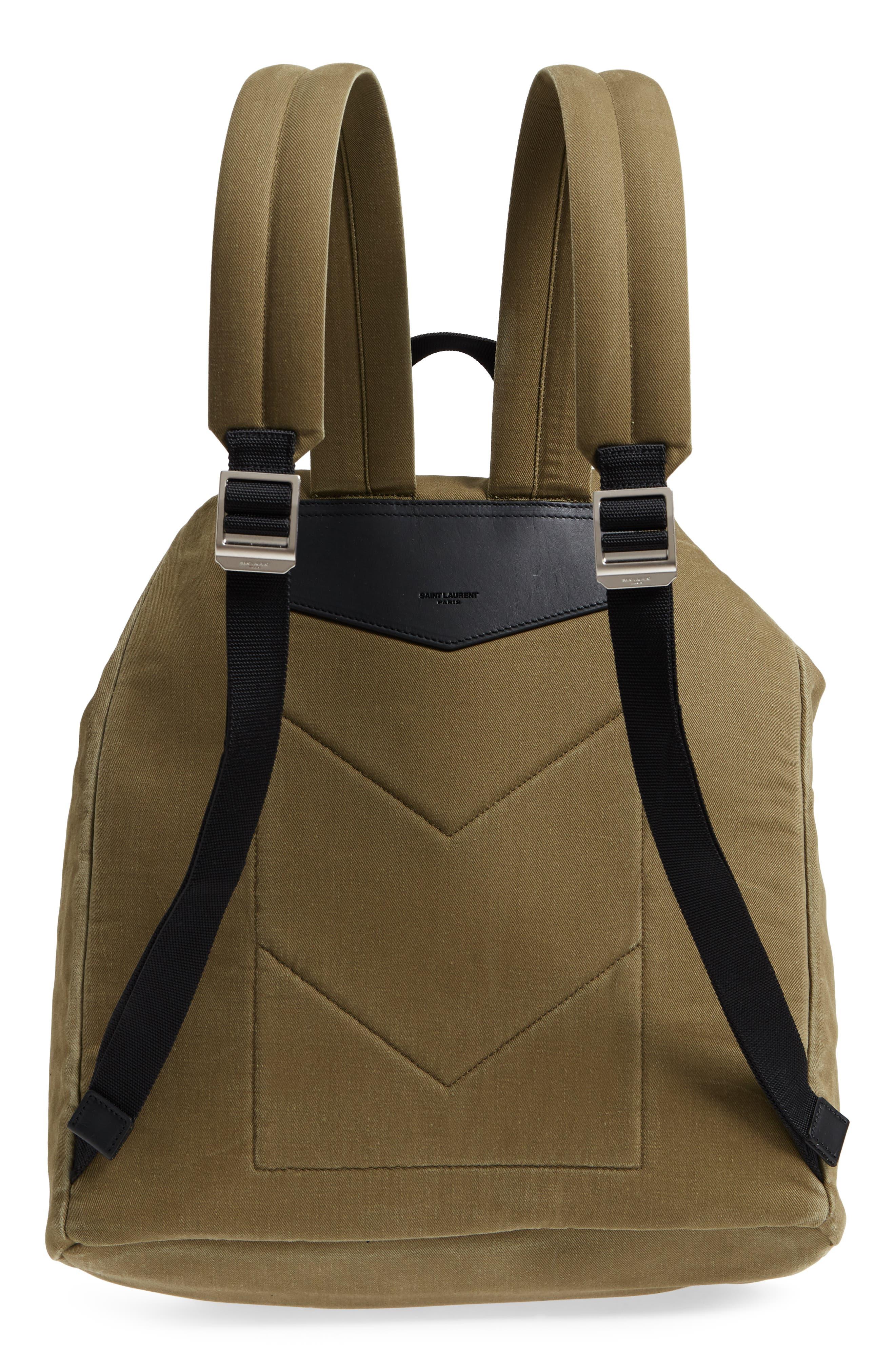 Noe Flap Backpack,                             Alternate thumbnail 3, color,                             300