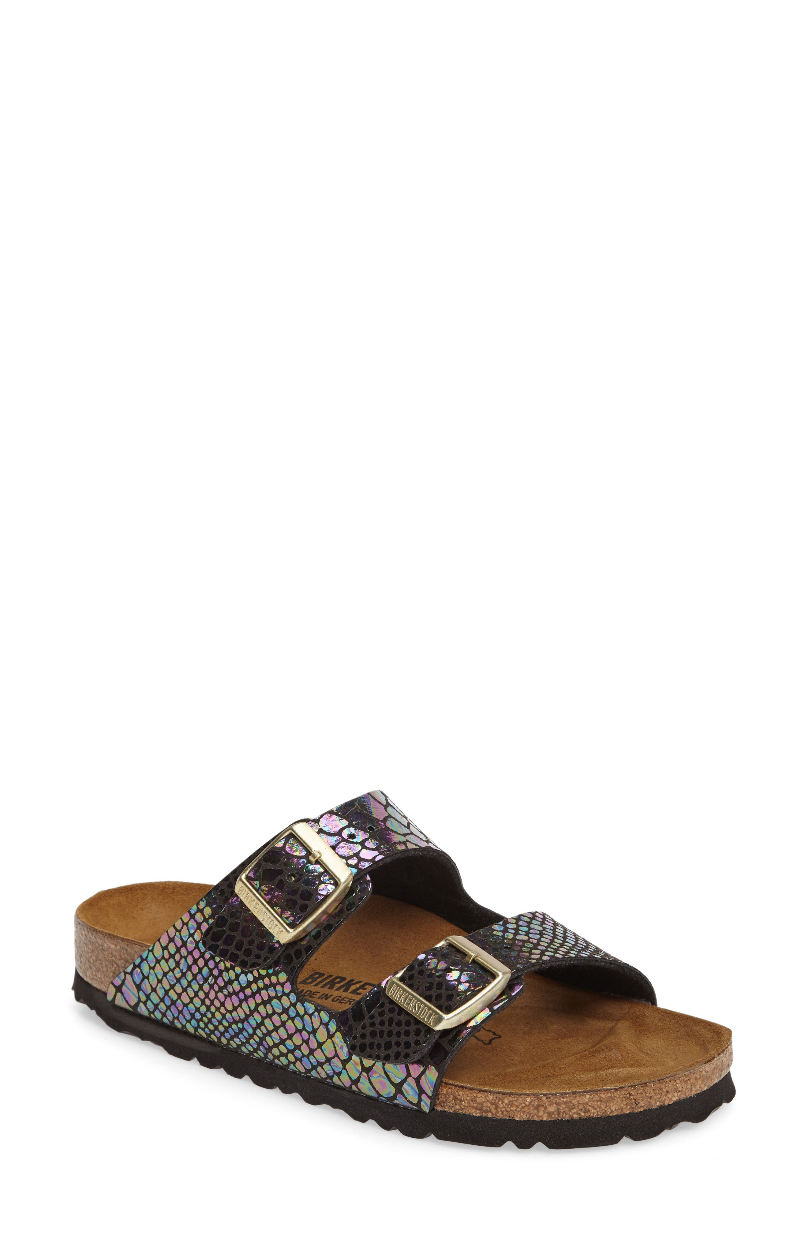 Papillio by Birkenstock 'Arizona' Birko-Flor Sandal,                             Main thumbnail 9, color,