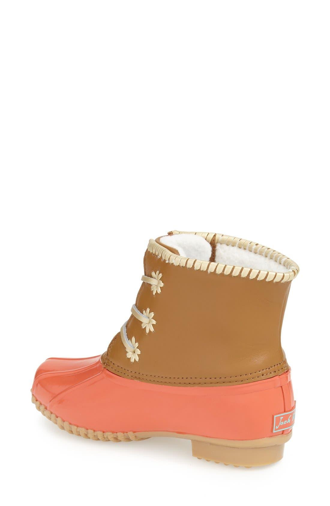 'Chloe' Rain Boot,                             Alternate thumbnail 27, color,